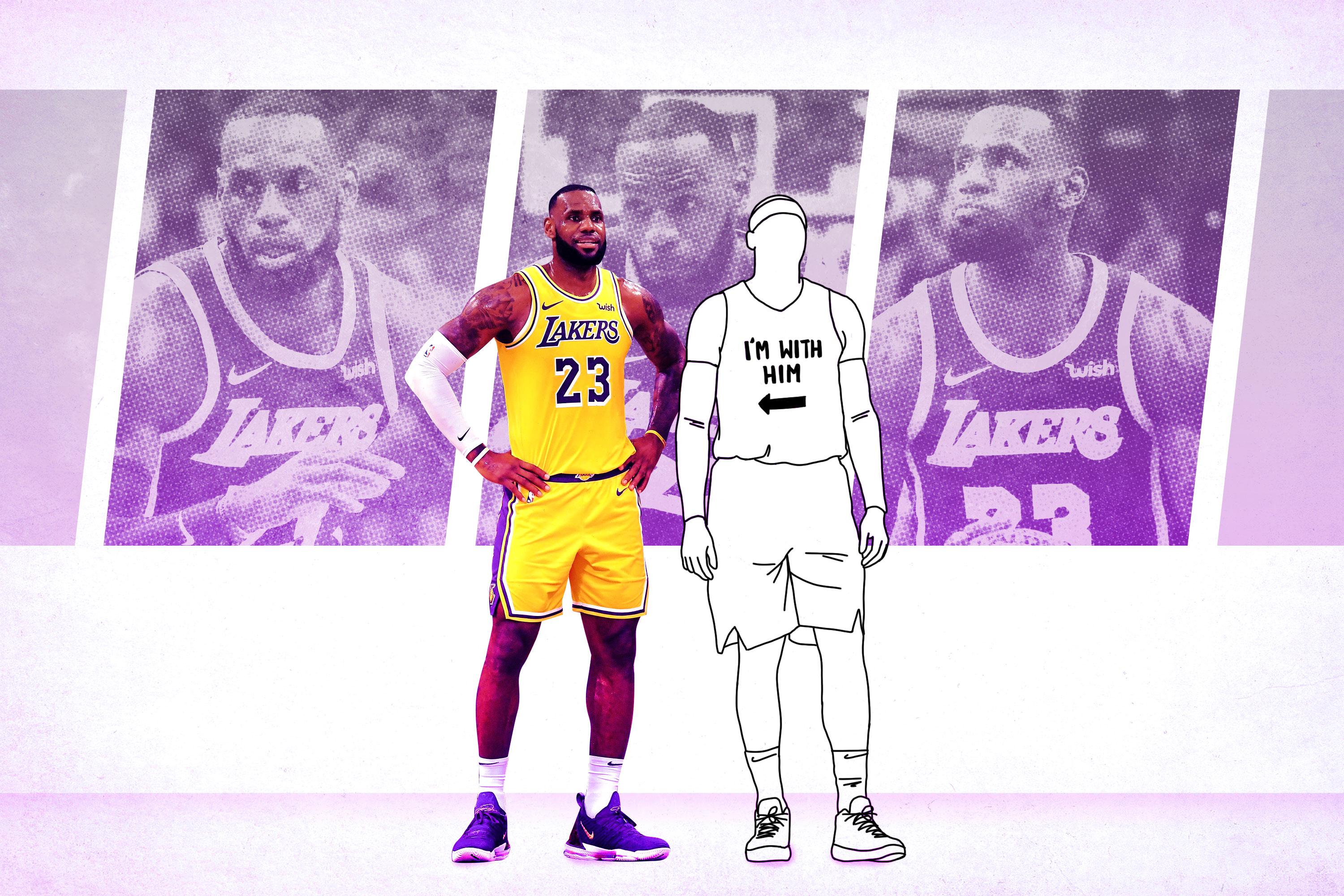 6db365911 How To Be A Perfect Teammate For Lebron James In Eight Easy Steps