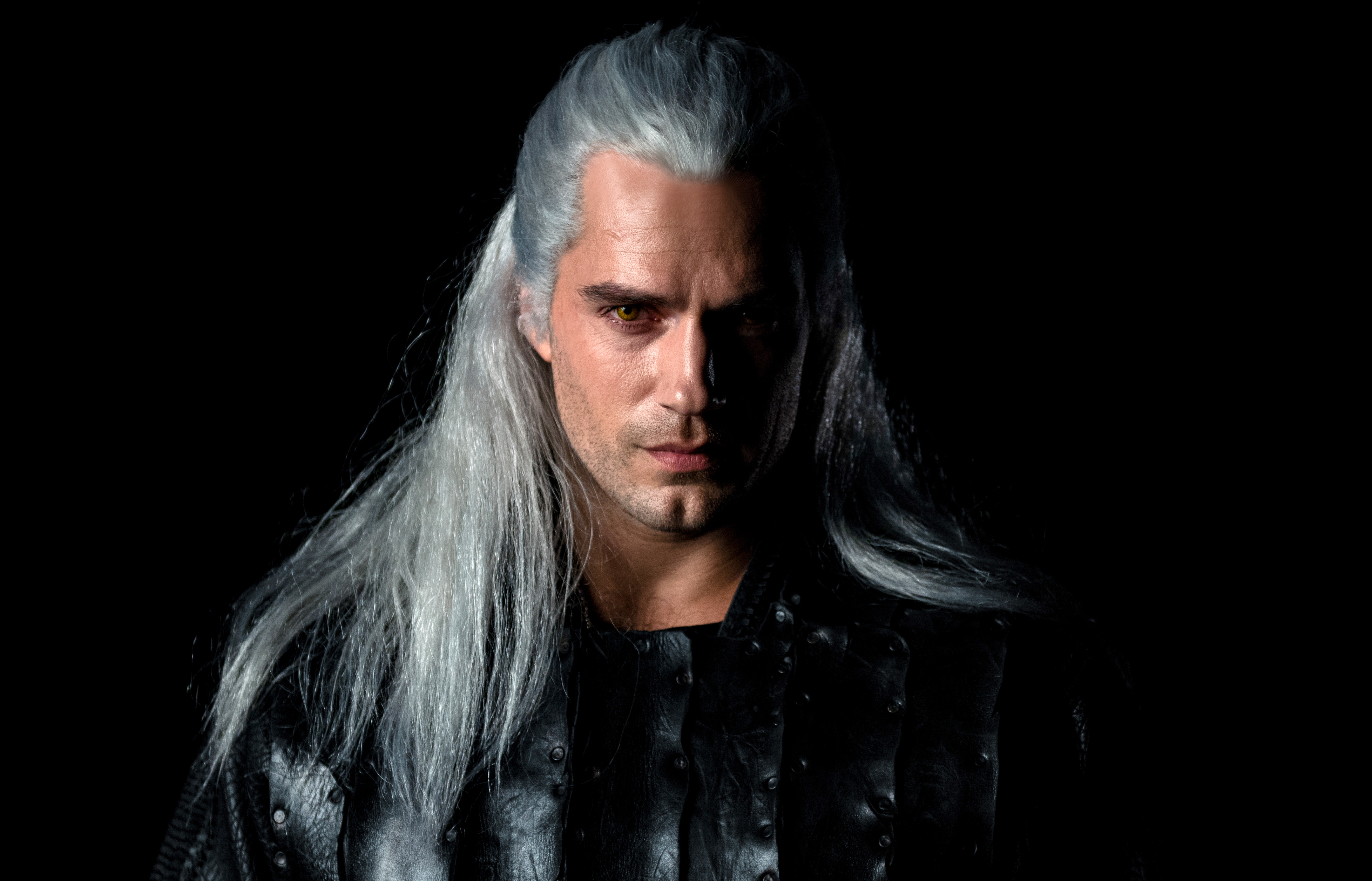Henry Cavill is a stoic Geralt in first look at Netflix's The Witcher