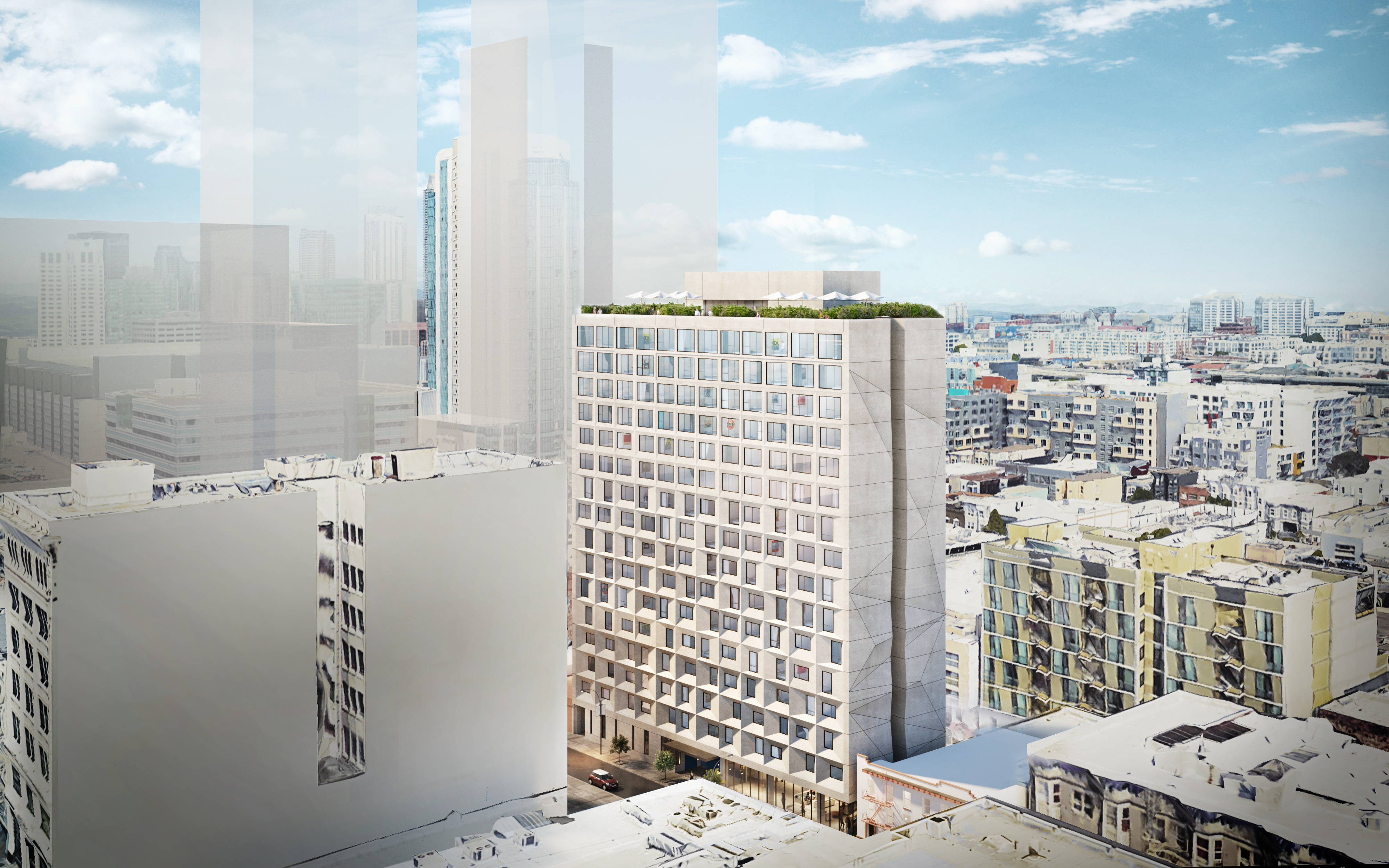 Coliving scales up with larger buildings, and bigger ambitions
