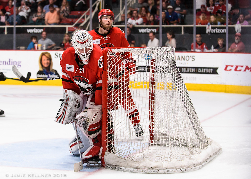 AHL: Charlotte Checkers Corner - Scary Good
