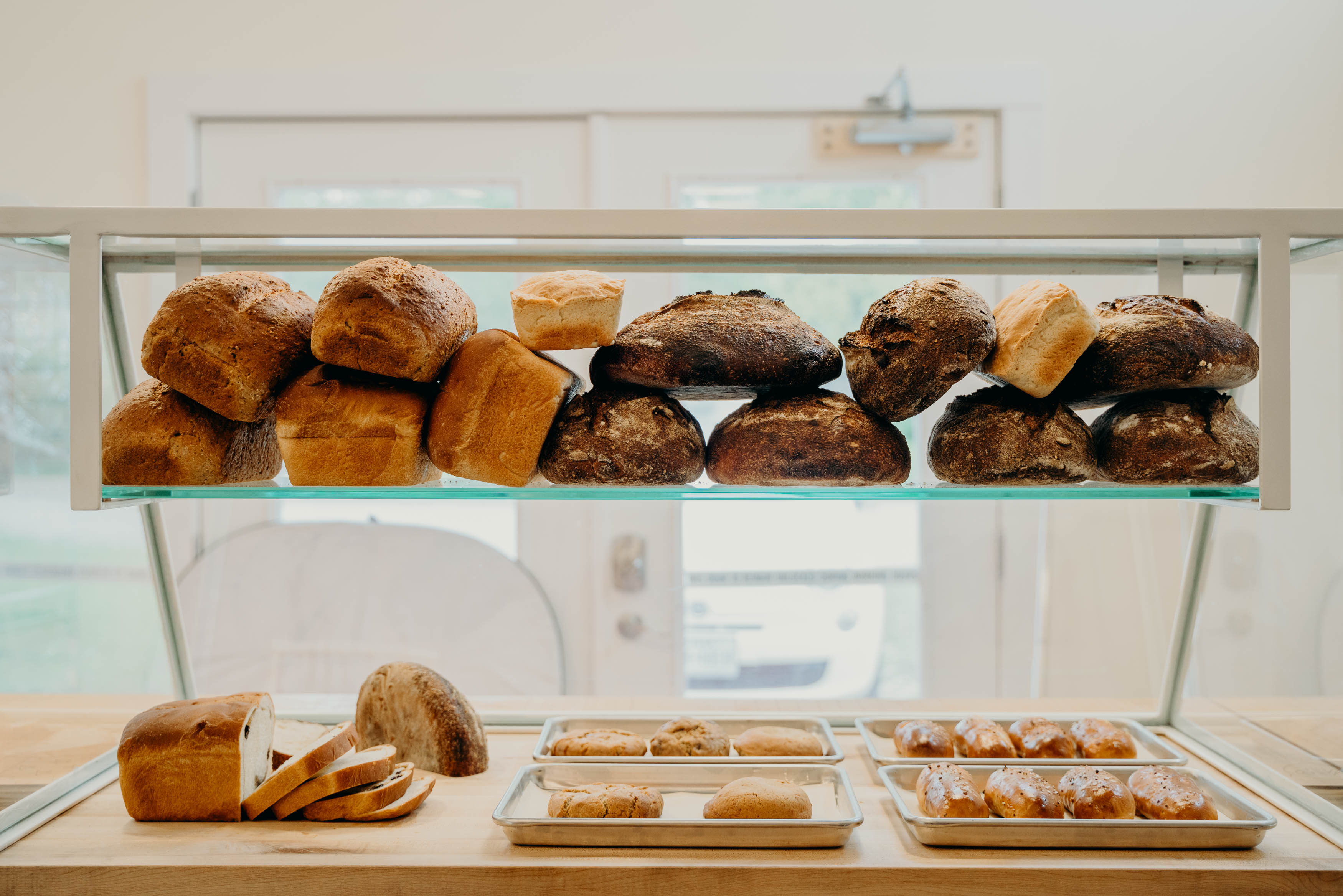 ThoroughBread's breads and pastries