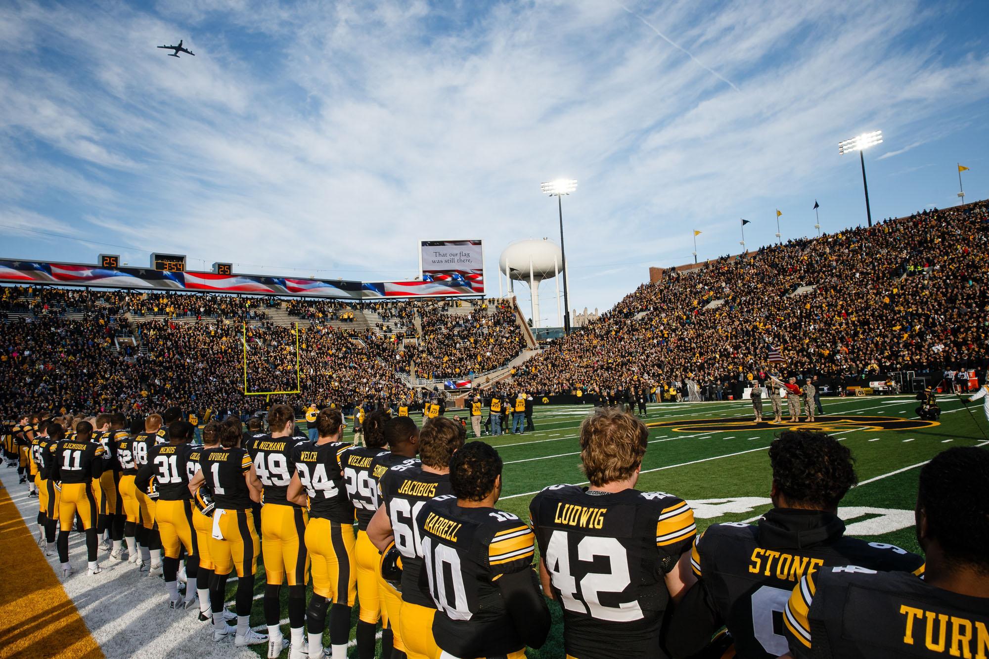 NCAA Football: NCAA Football: Purdue at Iowa