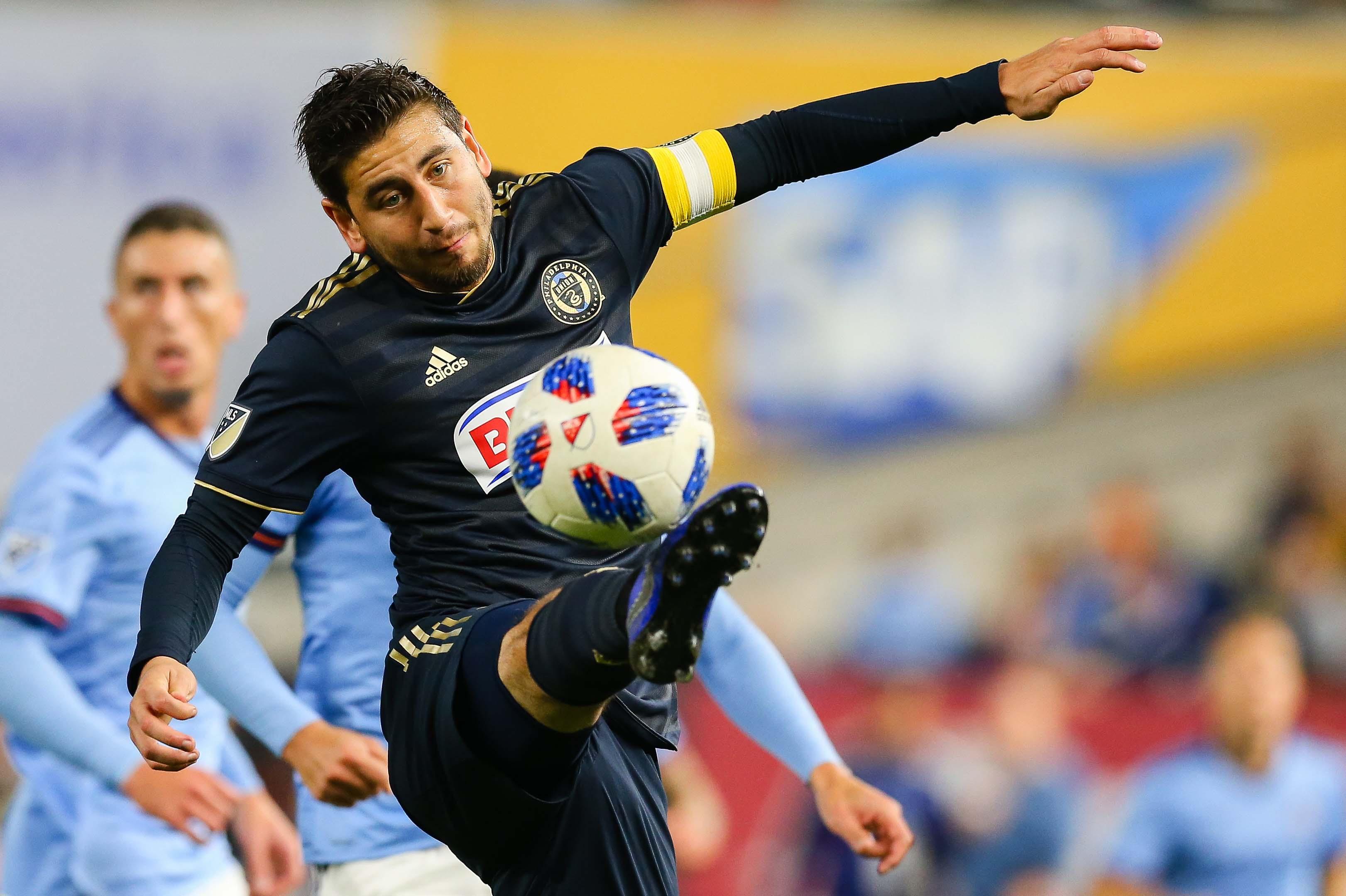 MLS: Knockout Round-Philadelphia Union at New York City FC