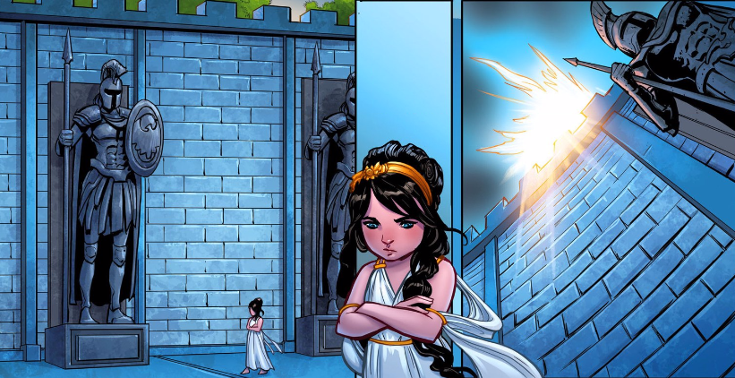 Legend of Wonder Woman (DC Comics)