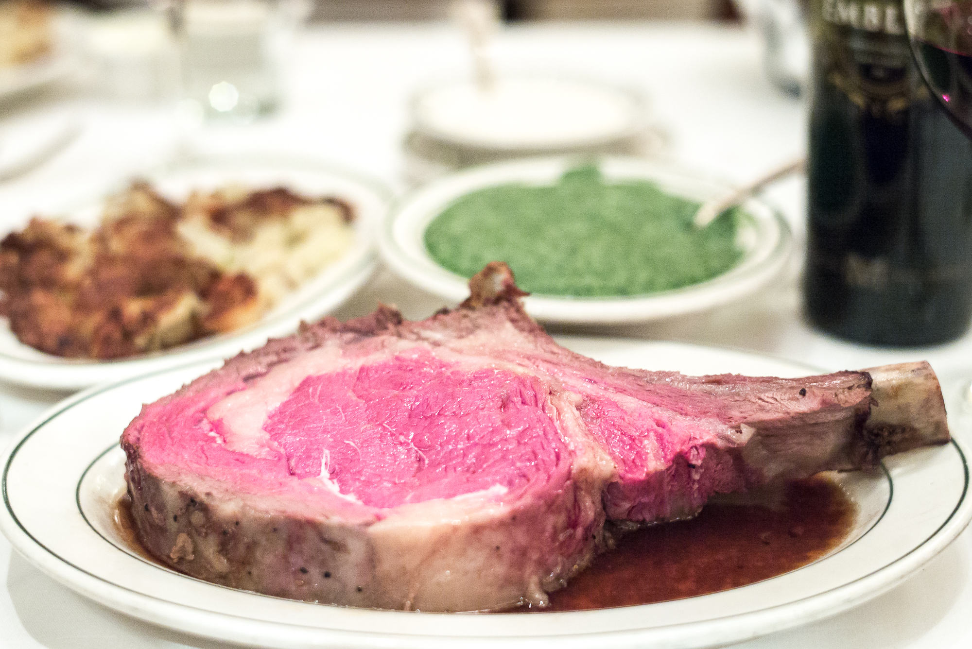 New York Prime >> Where To Eat Prime Rib In New York City Eater Ny