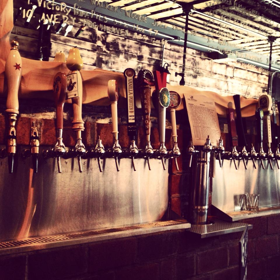 The Beer Heatmap: Where to Drink Right Now - Eater NY