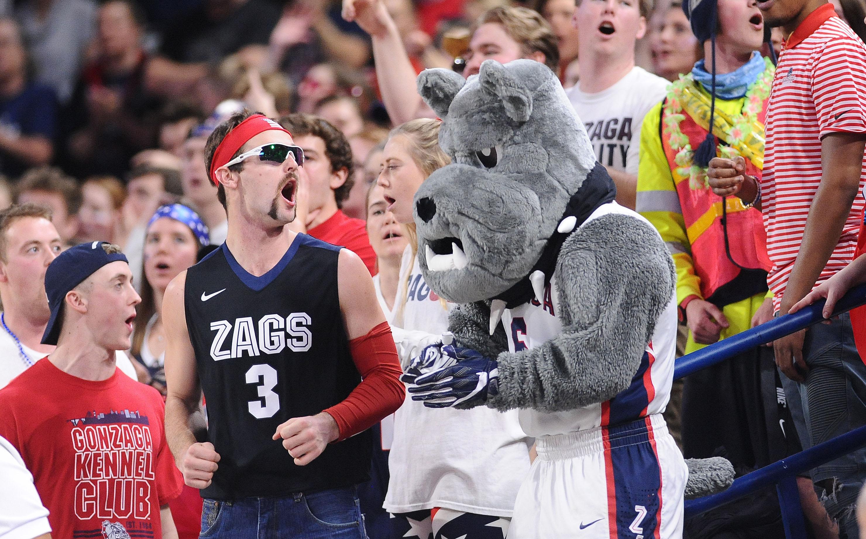 NCAA Basketball: San Francisco at Gonzaga