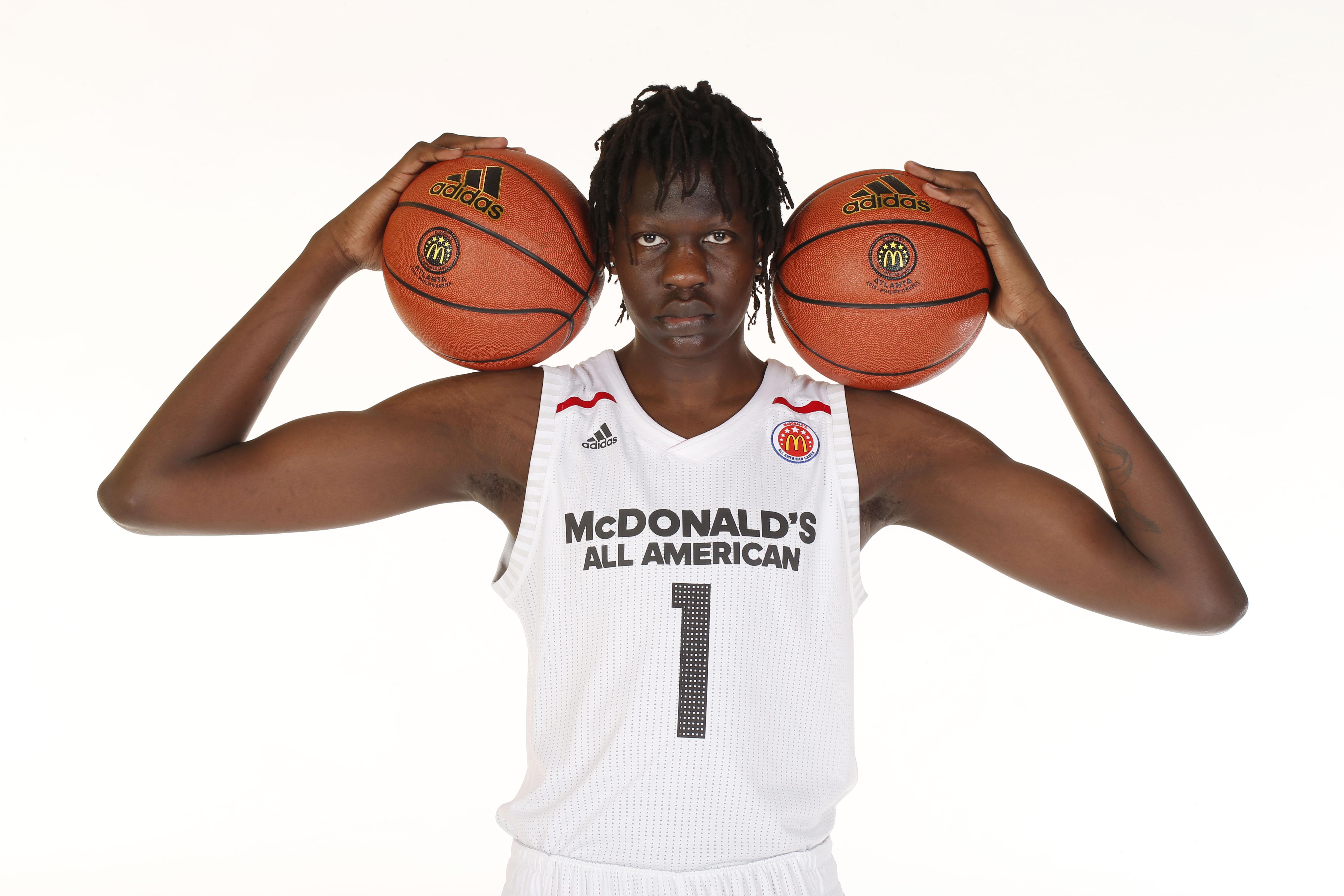 Bol Bol s preseason debut for Oregon confirms he s must-see TV e73b5c08b