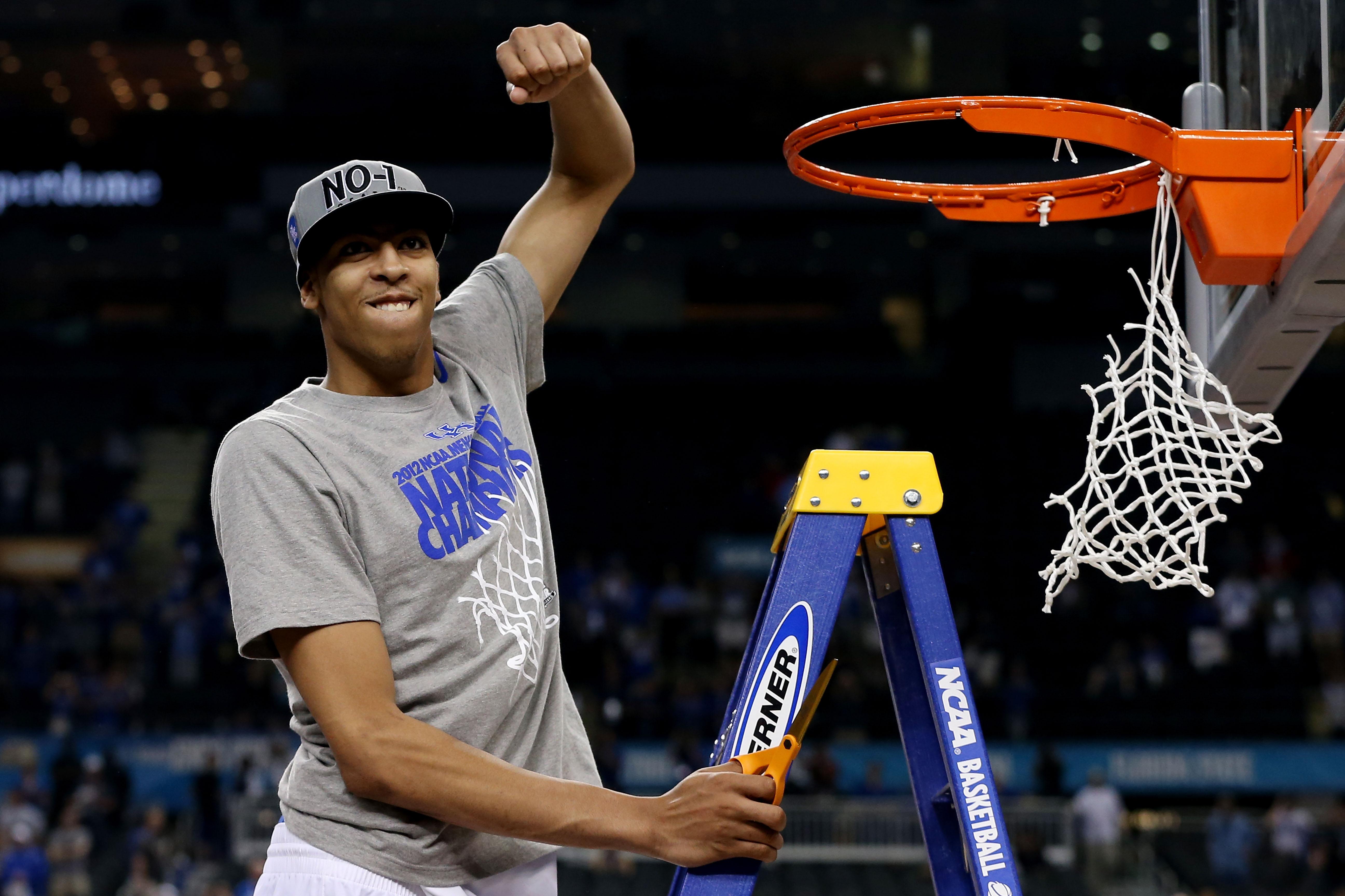 NCAA Men's Championship Game - Kansas v Kentucky