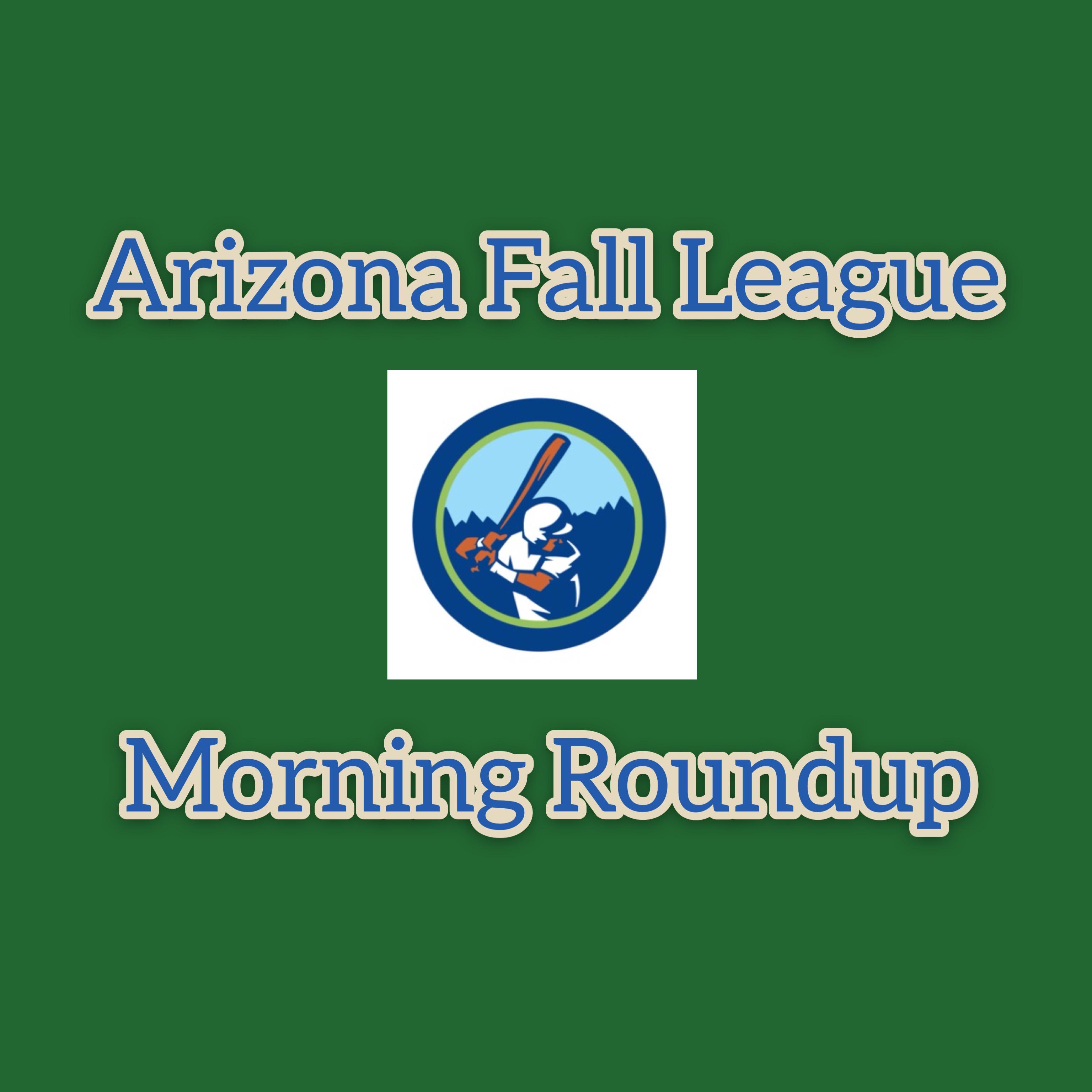 AFL Morning Roundup