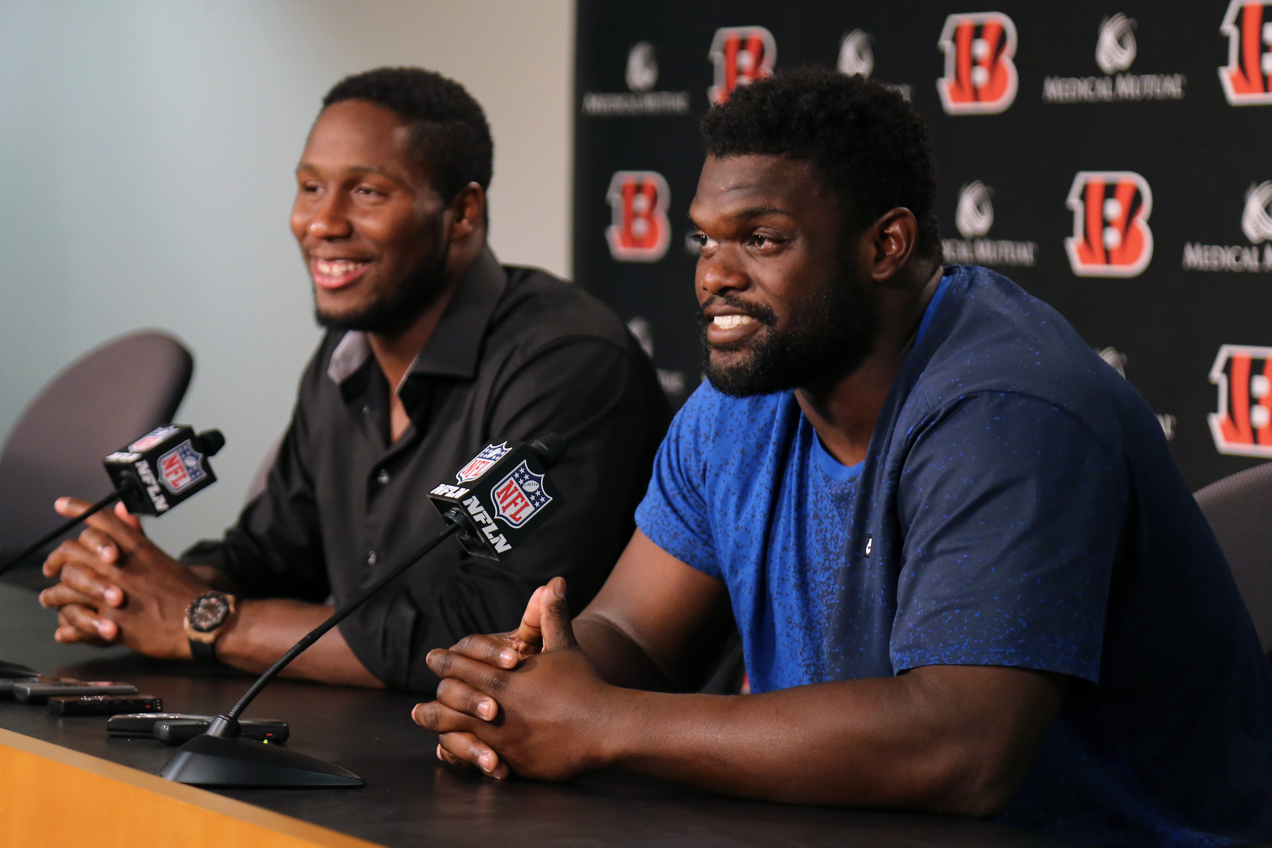 NFL: Cincinnati Bengals Contract Extensions
