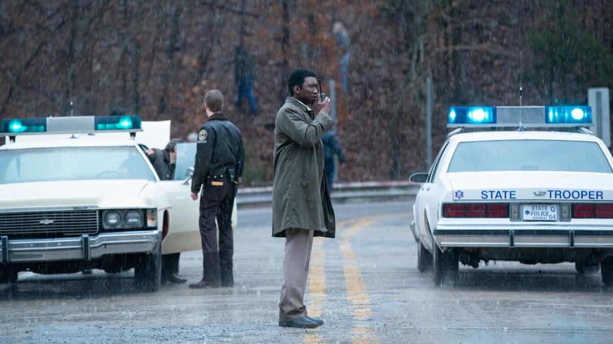 Mahershala Ali stars in the new season of True Detective.