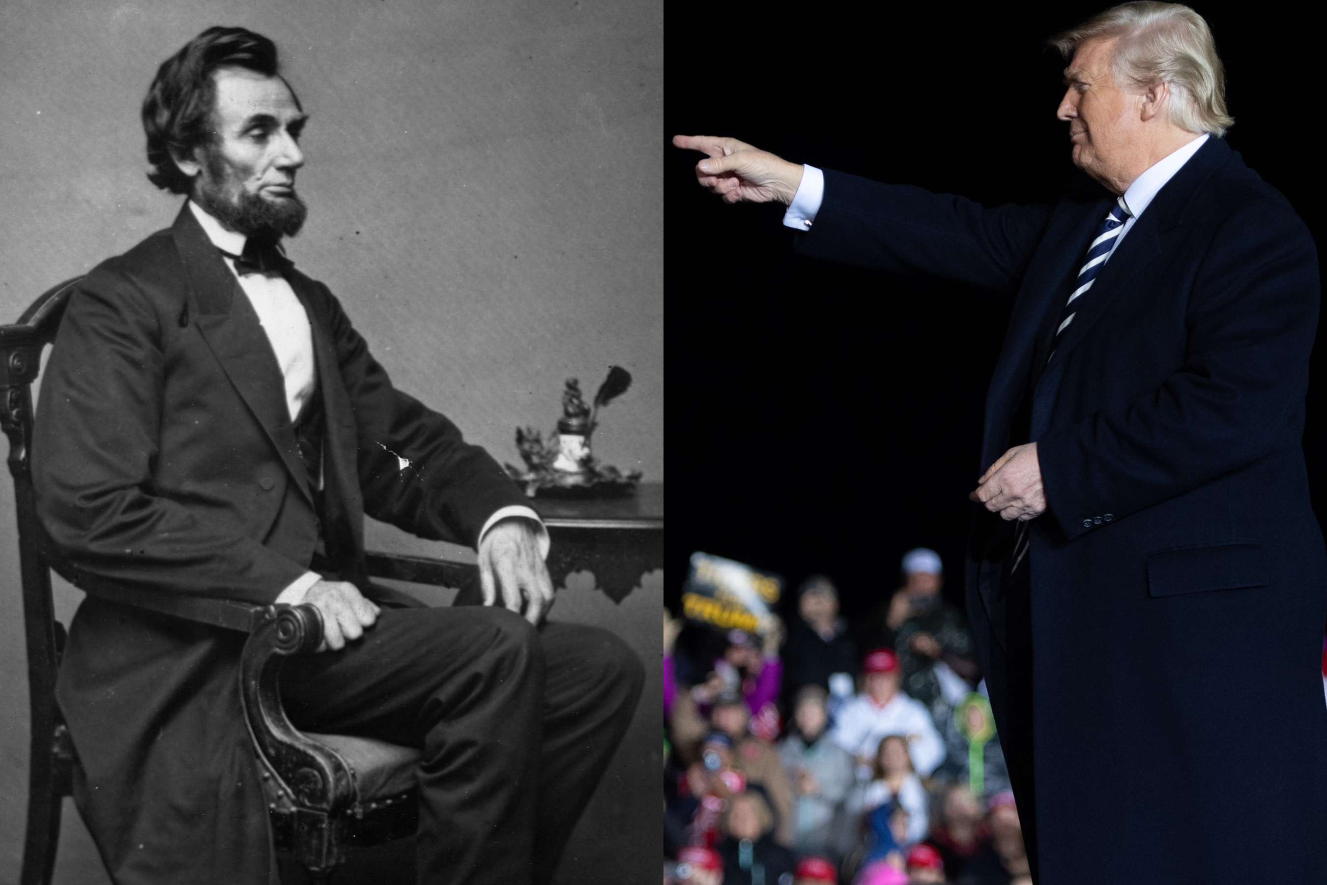 This historian spent 10 years researching wartime presidents. Trump scares him the most.