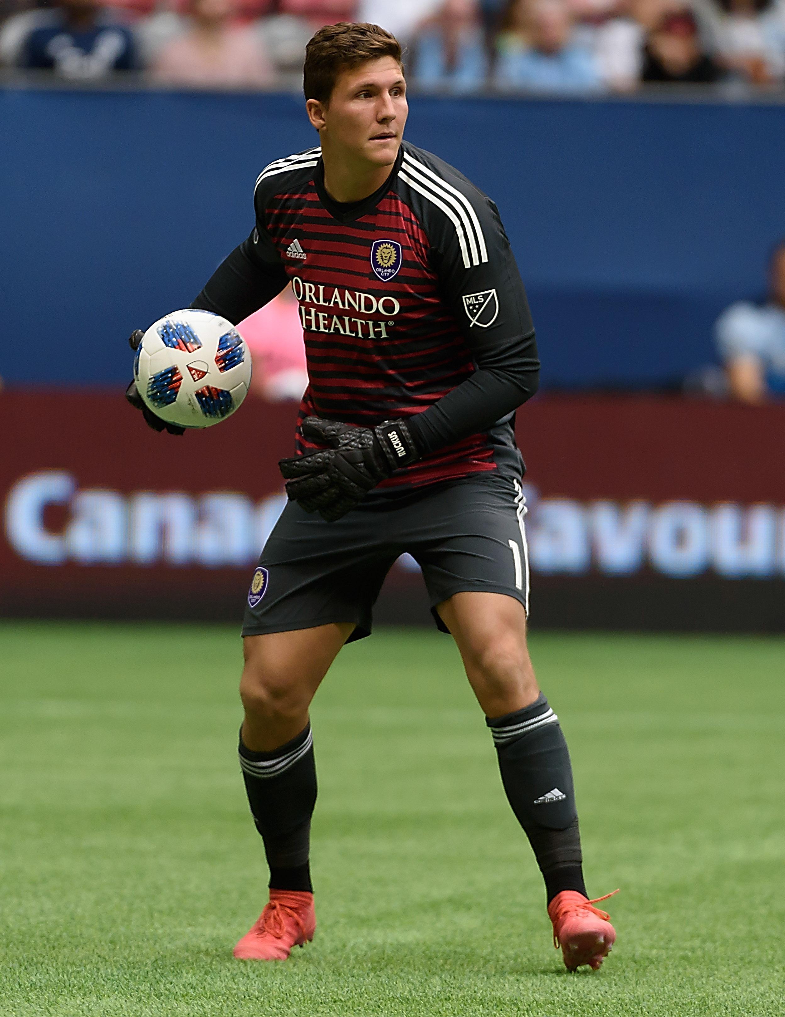 MLS: Orlando City SC at Vancouver Whitecaps