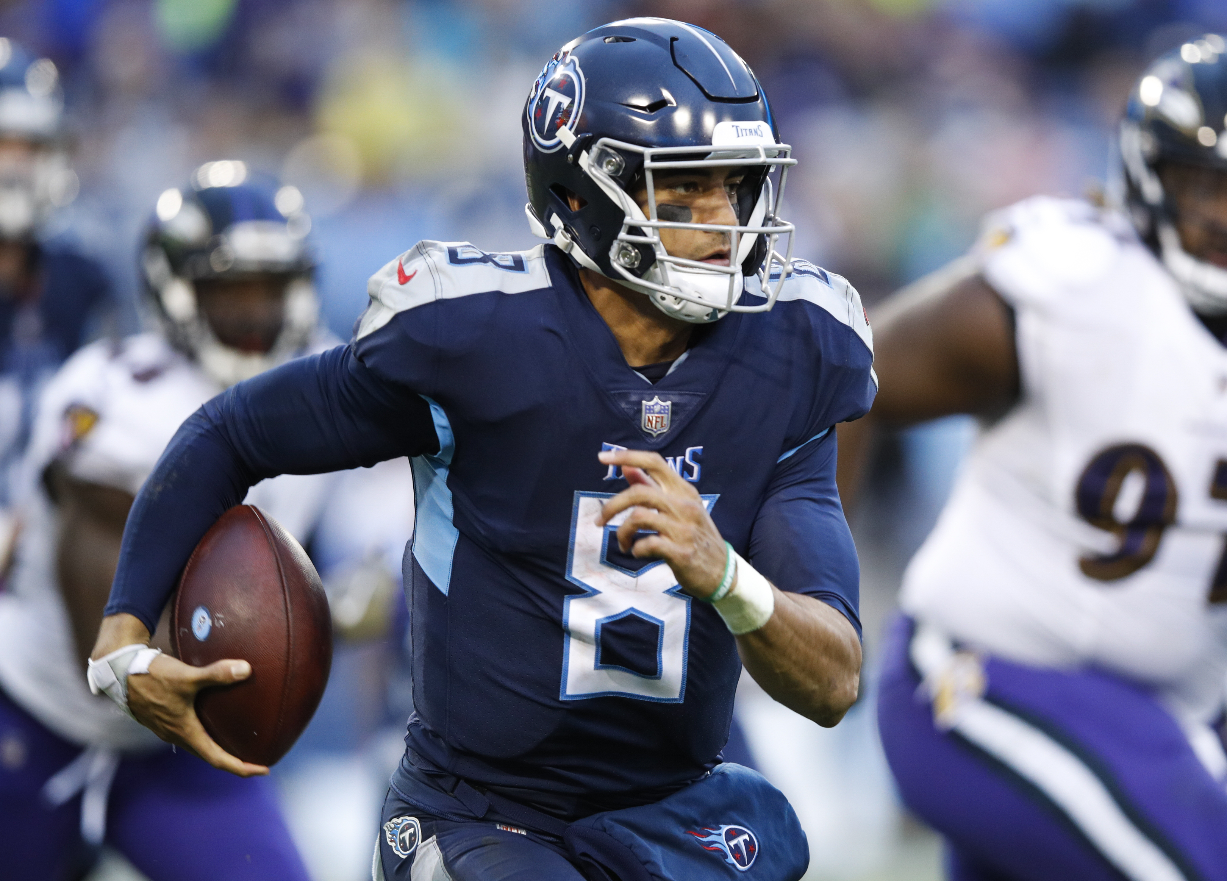 Cowboys vs  Titans: Previewing the Tennessee offense