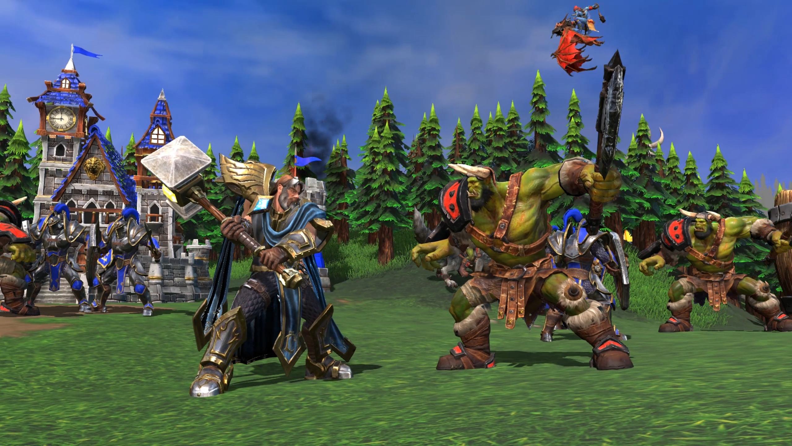 Warcraft 3: Reforged is more than just a remaster of Blizzard's