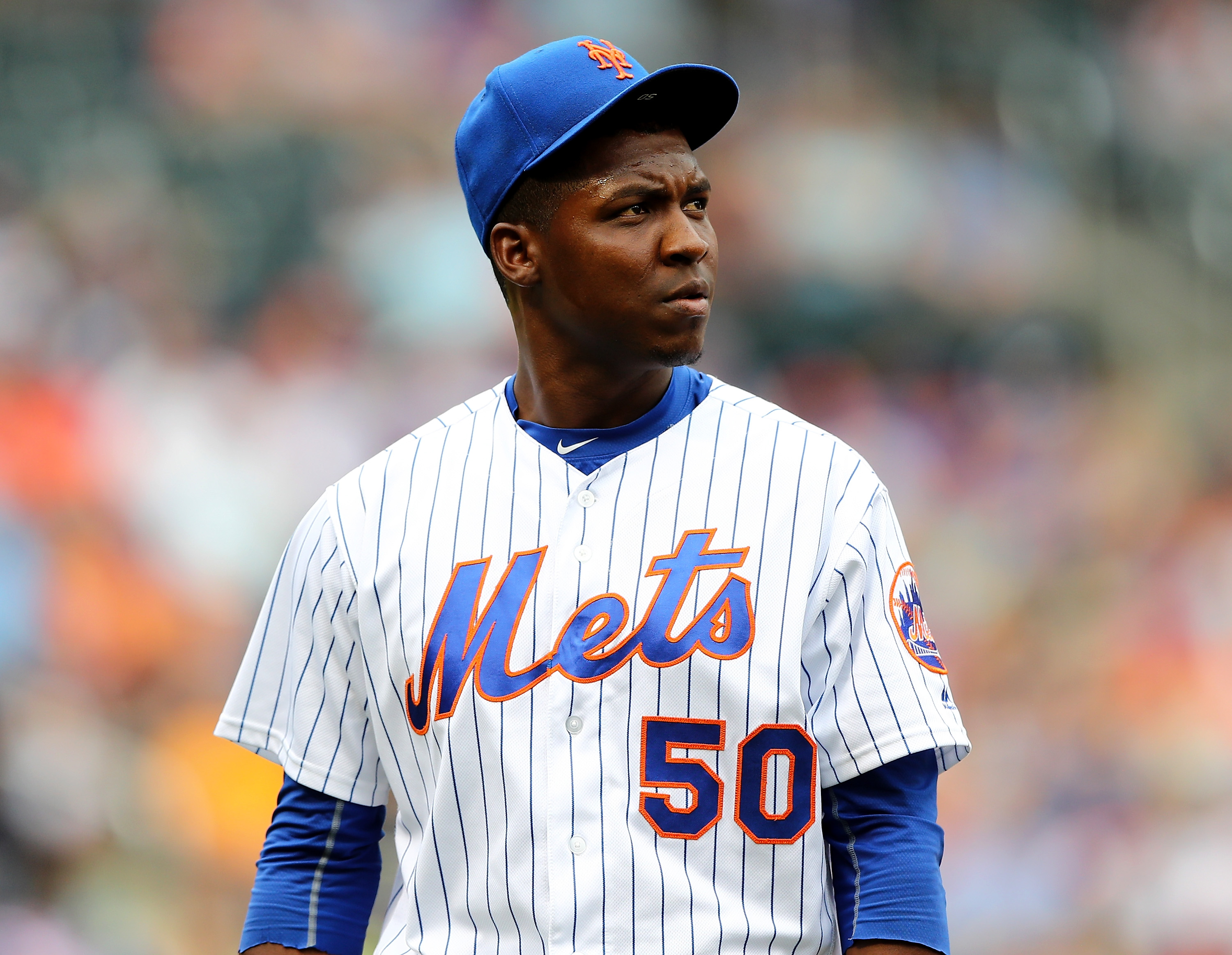 new product 835d1 33a20 Mets Morning News: Mets finally give up on Rafael Montero ...