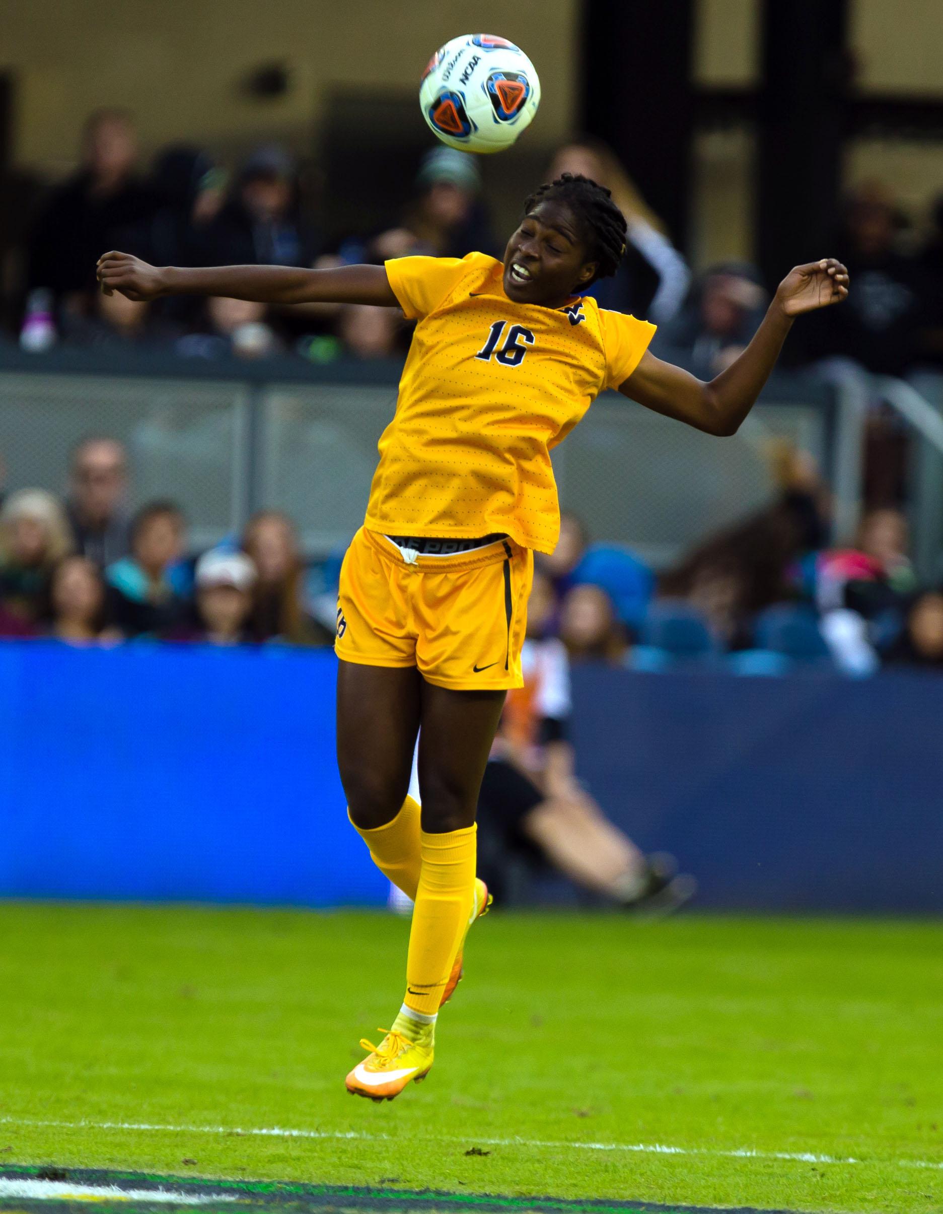 NCAA Soccer: Women's College Cup - West Virginia Mountaineers vs USC Trojans