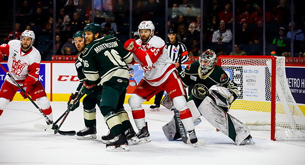 AHL: Defense Shines But Griffins Fall In Shootout