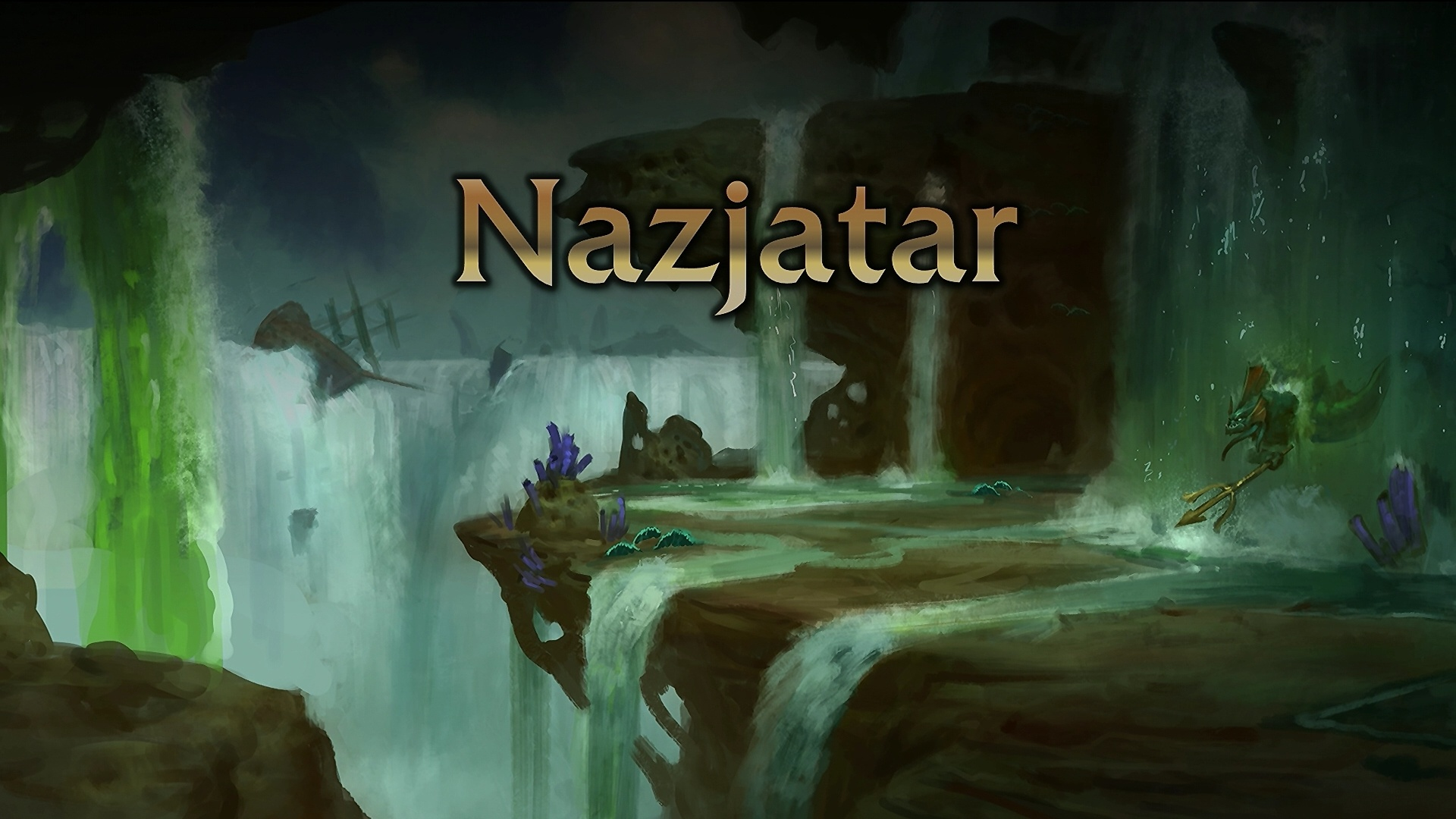 Blizzard reveals World of Warcraft: Rise of Azshara, Battle for Azeroth's second major patch
