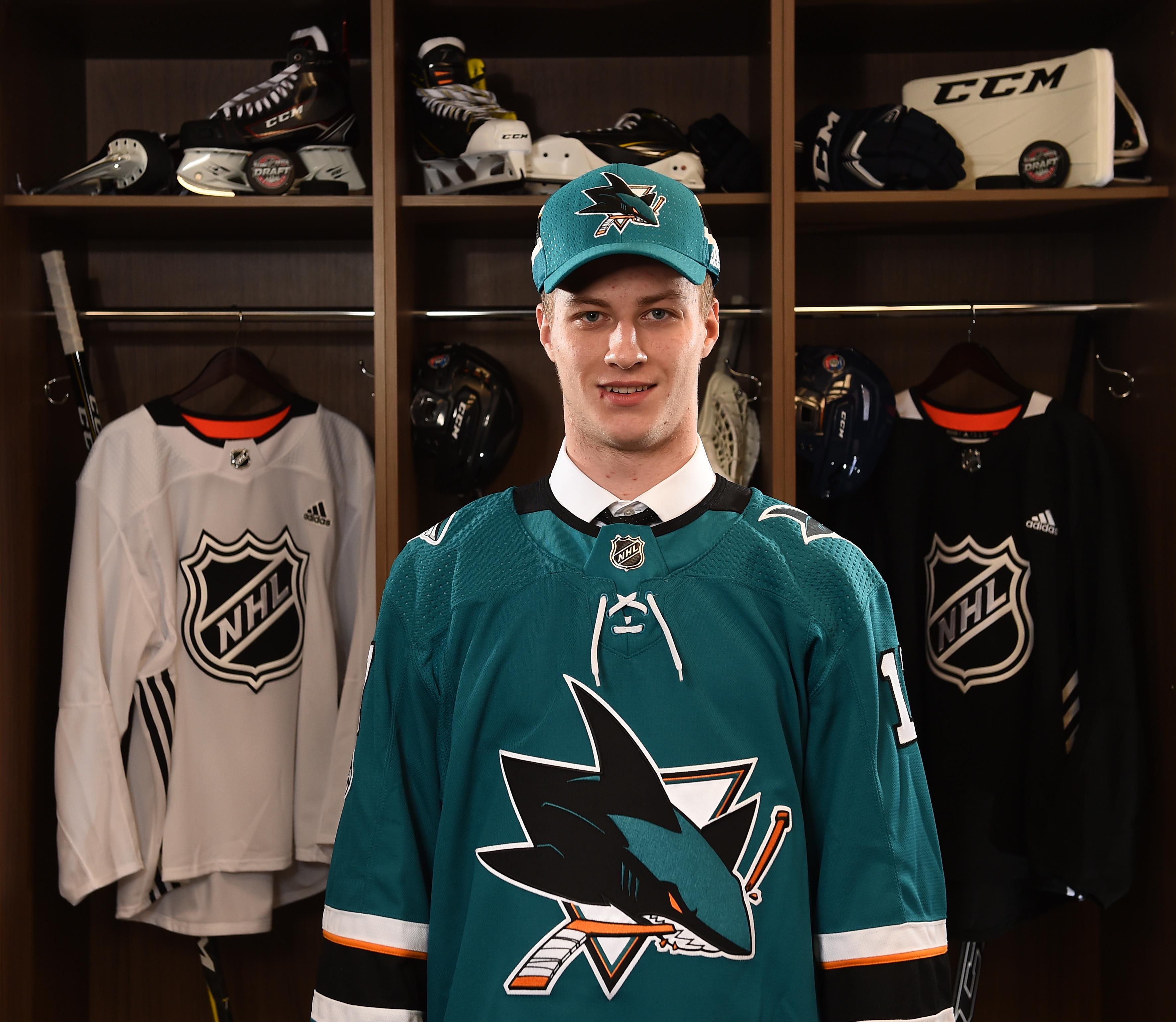 San Jose Sharks prospect Ivan Chekhovich