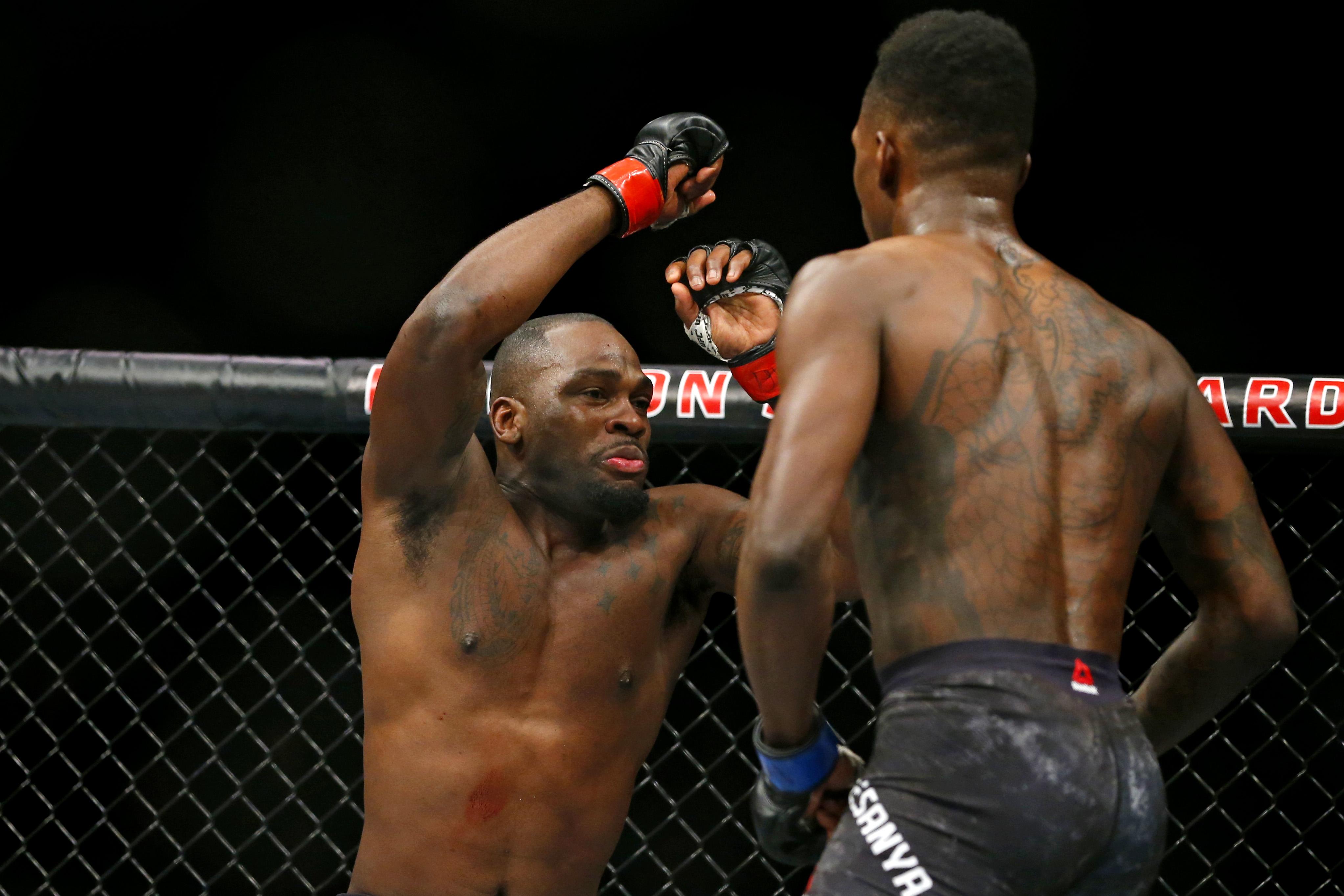 MMA: UFC 230 - Brunson vs Adesanya