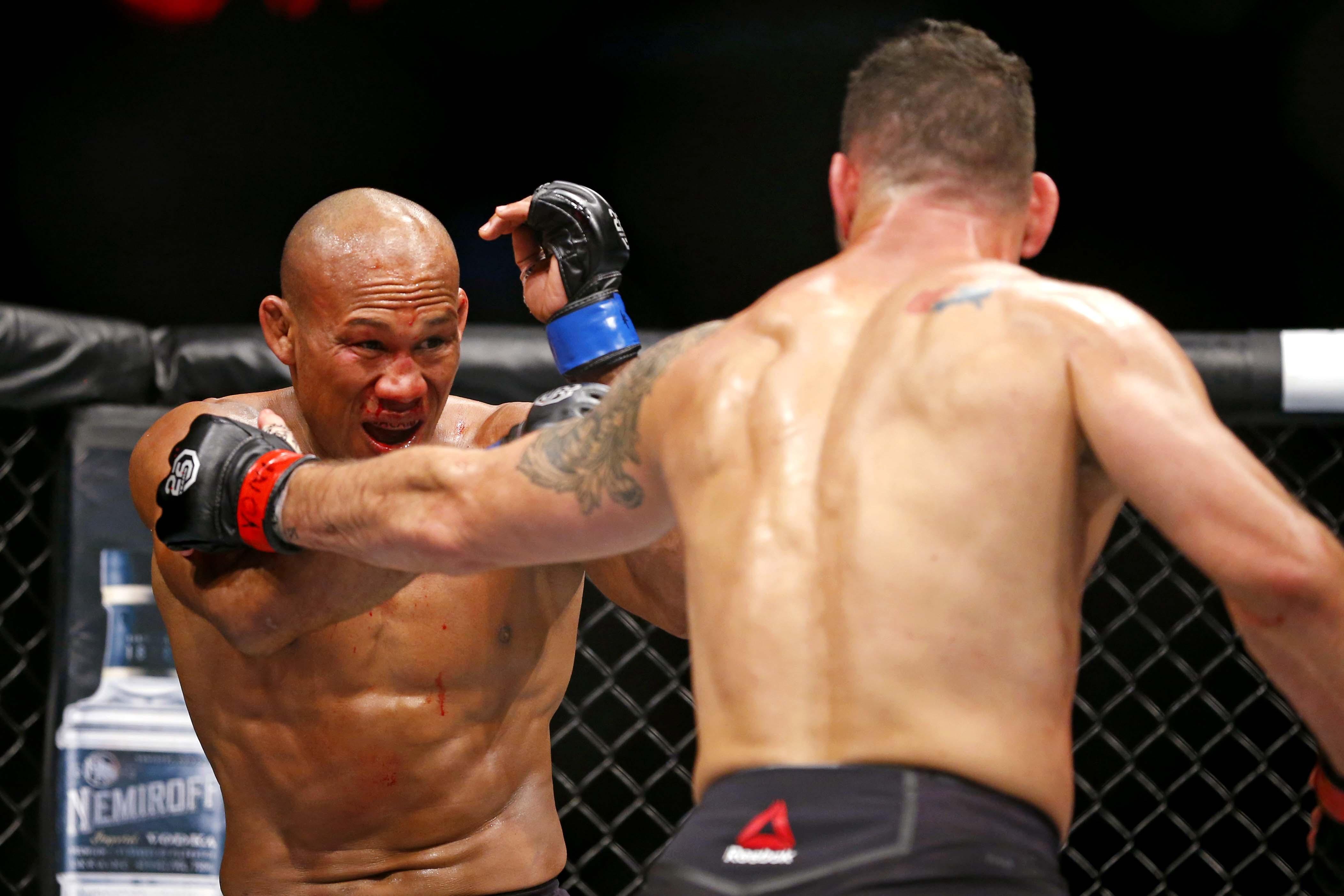 MMA: UFC 230 - Weidman vs Souza