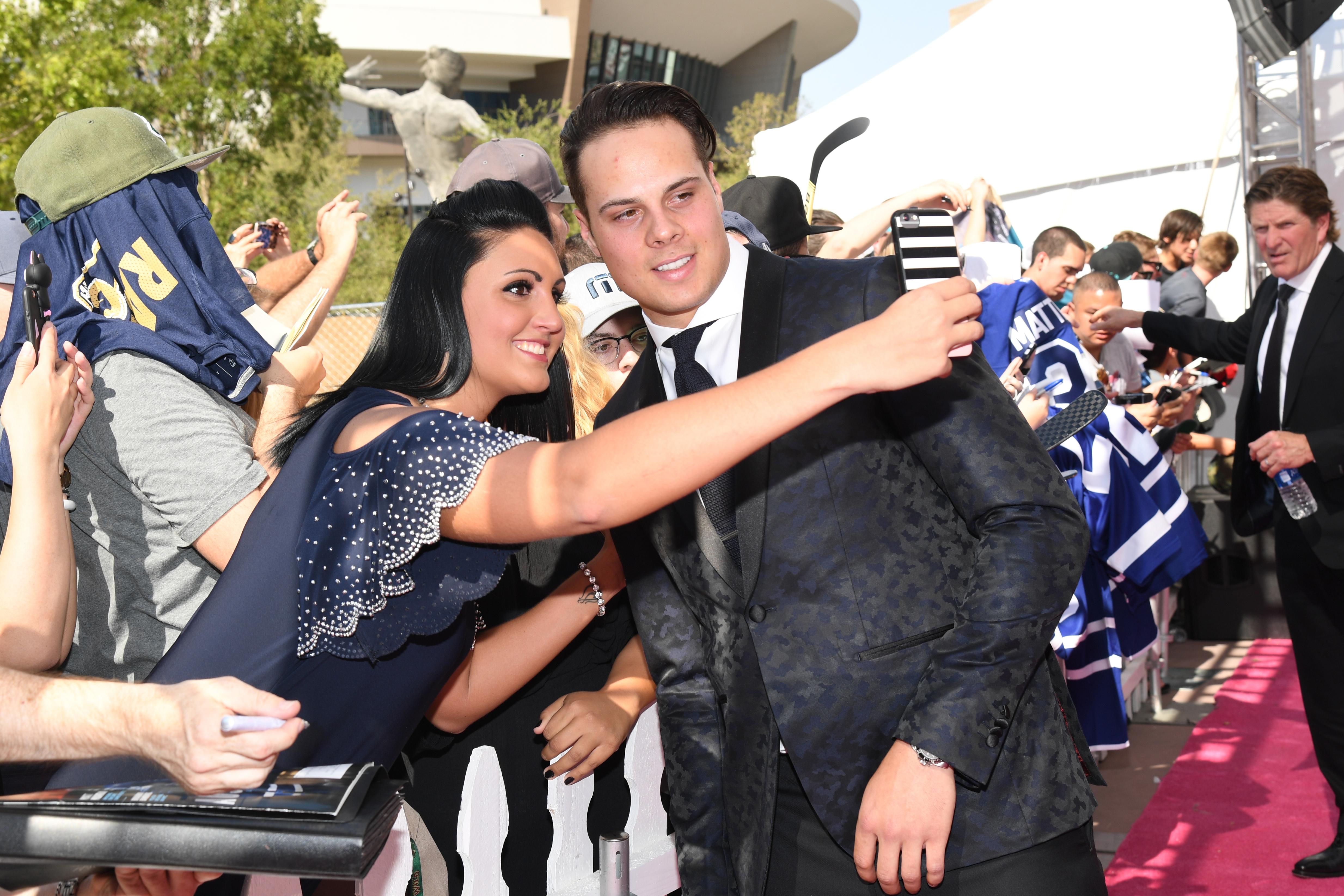 2017 NHL Awards - Arrivals