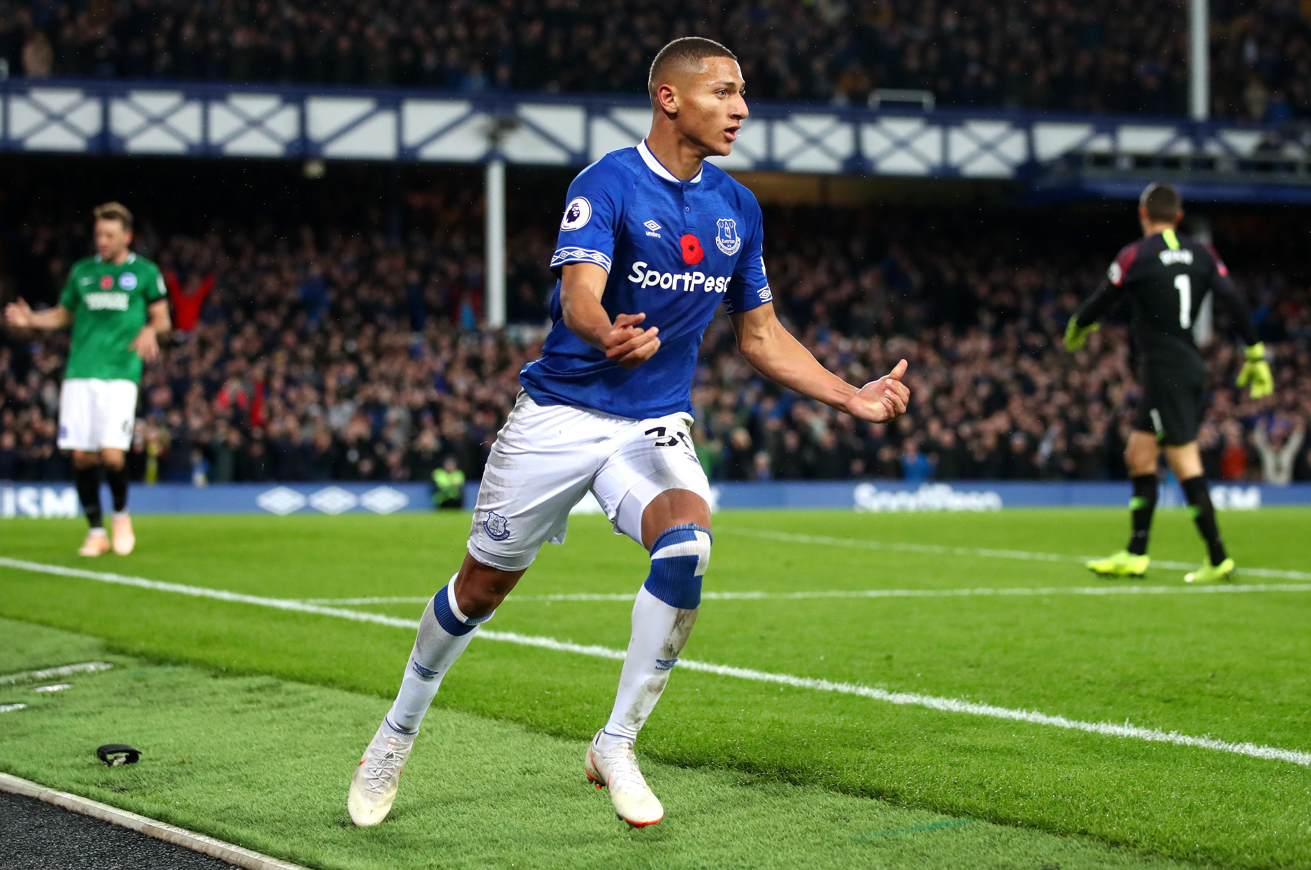 Richarlison - Everton FC - Premier League