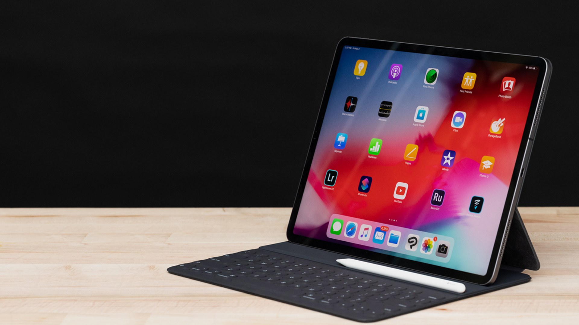 smart keyboard folio til 12 9 ipad pro