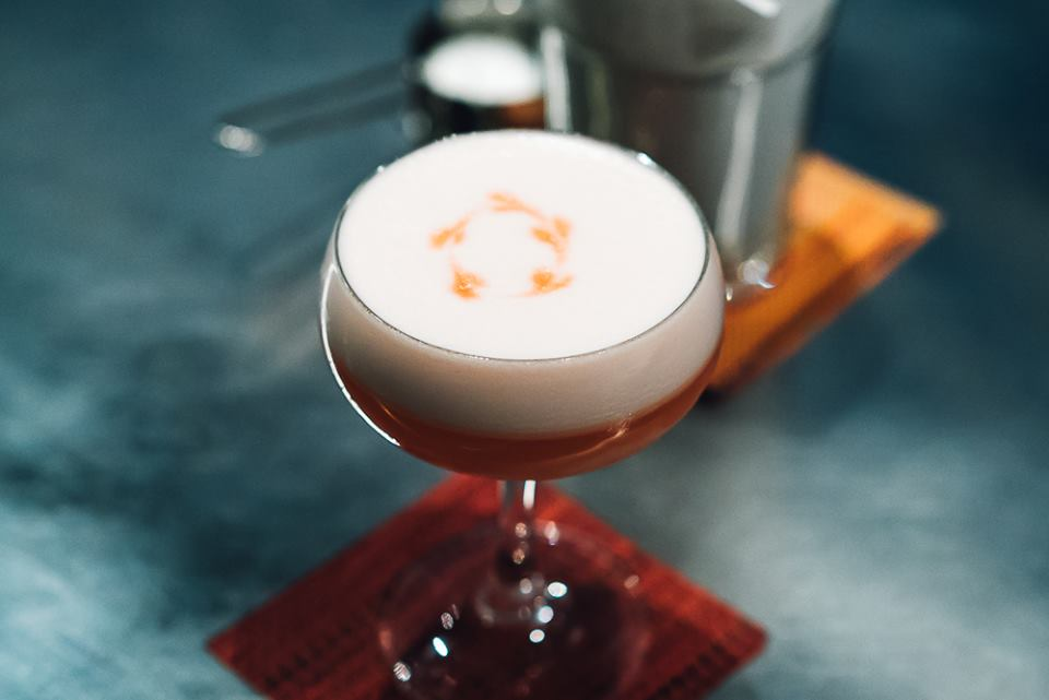 Service Bar DC cocktail