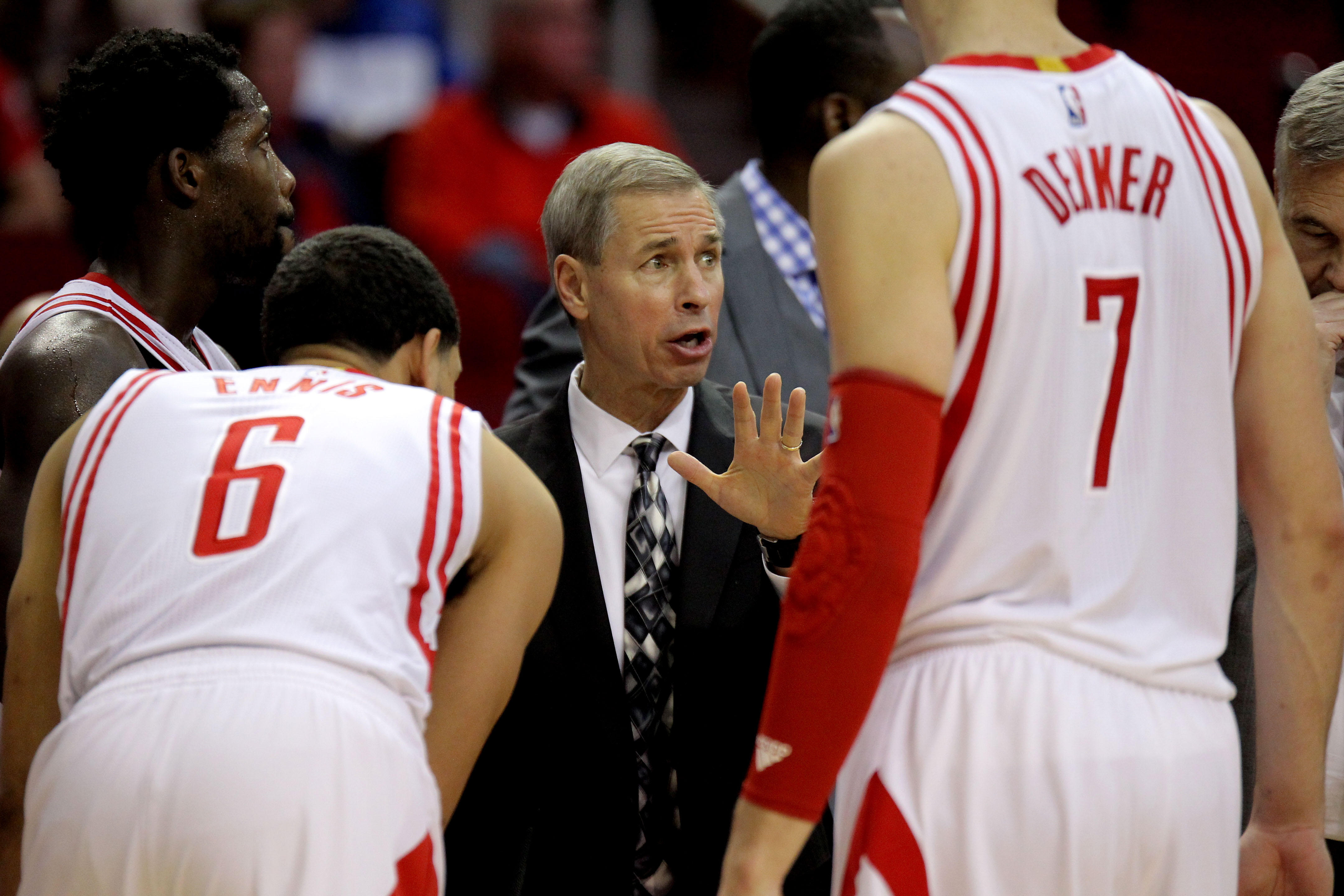 Why the Rockets bringing back defensive coordinator Jeff Bzdelik is really important