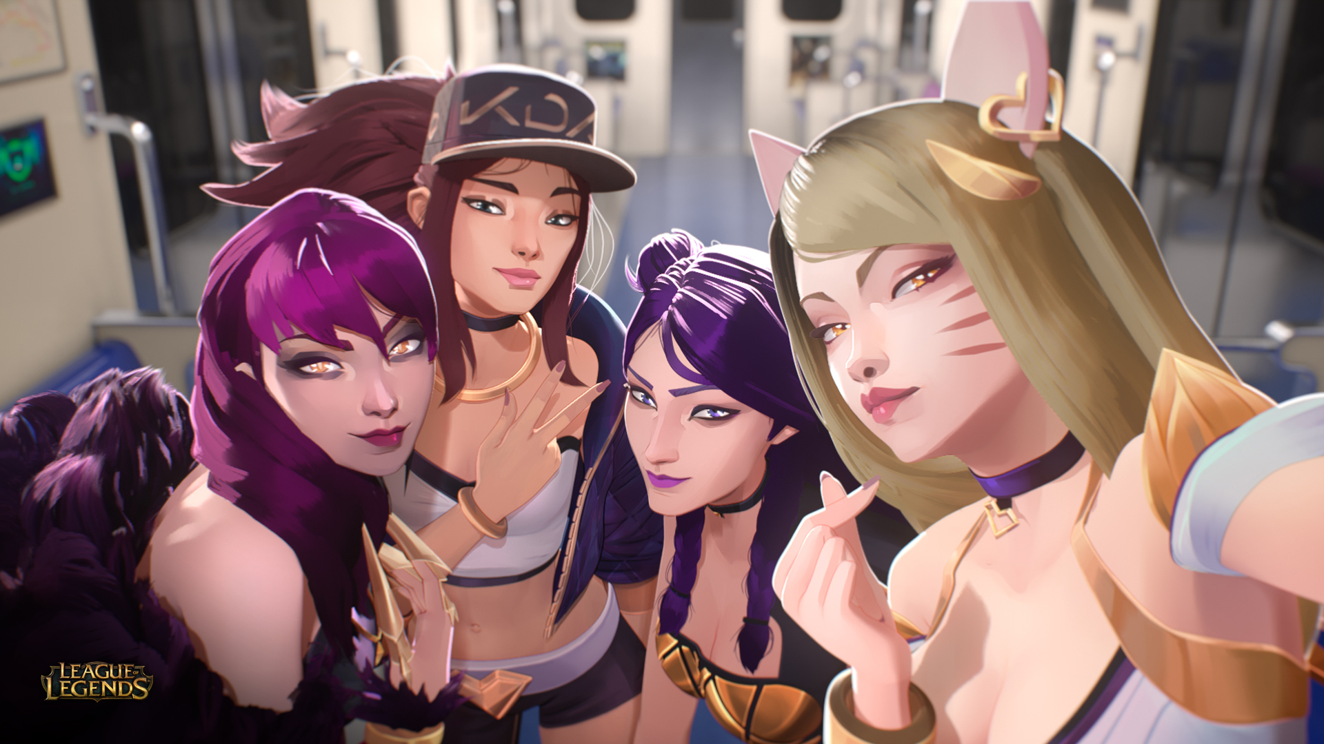K/DA, League of Legends' pop girl group, explained - Polygon