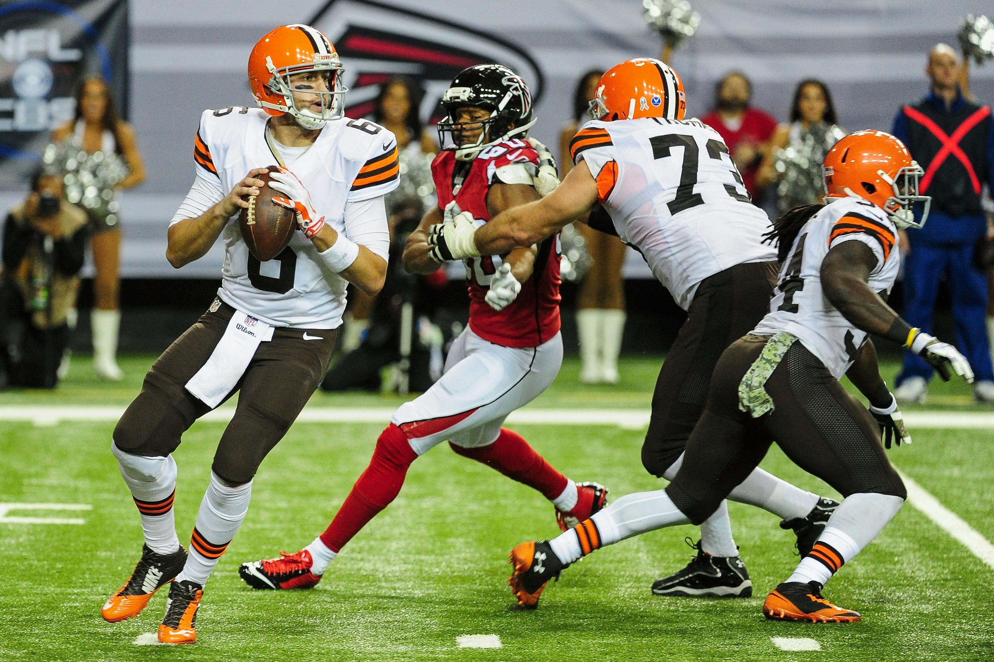 Cleveland Browns v Atlanta Falcons