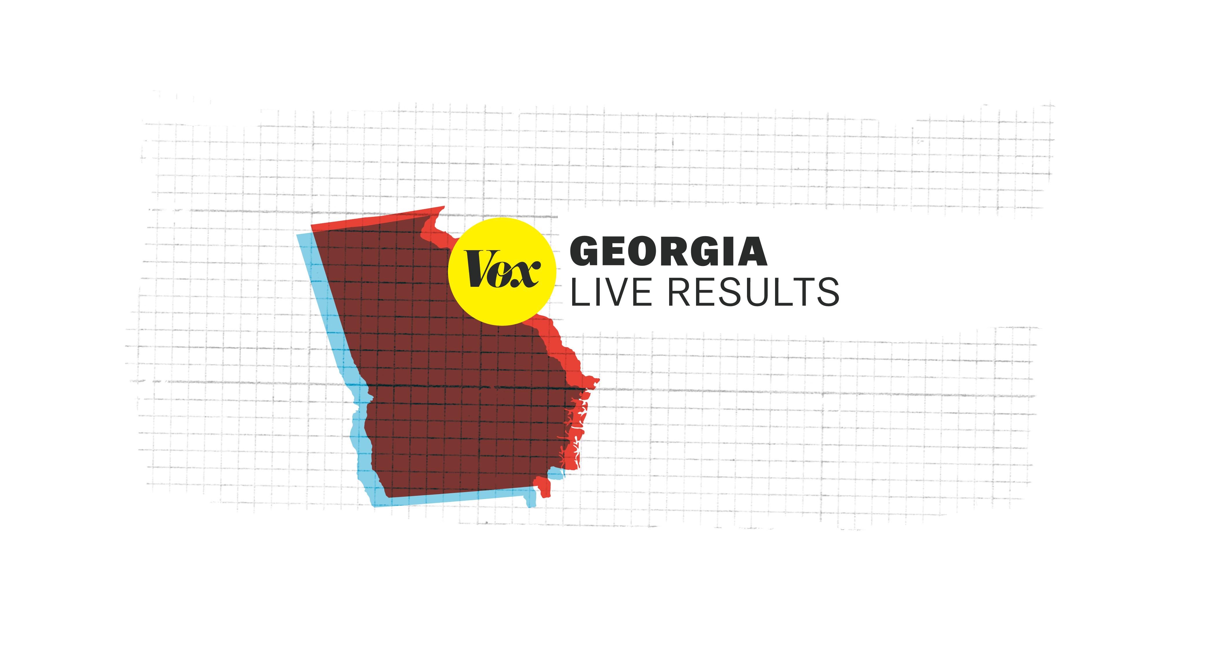 Us senate election results georgia