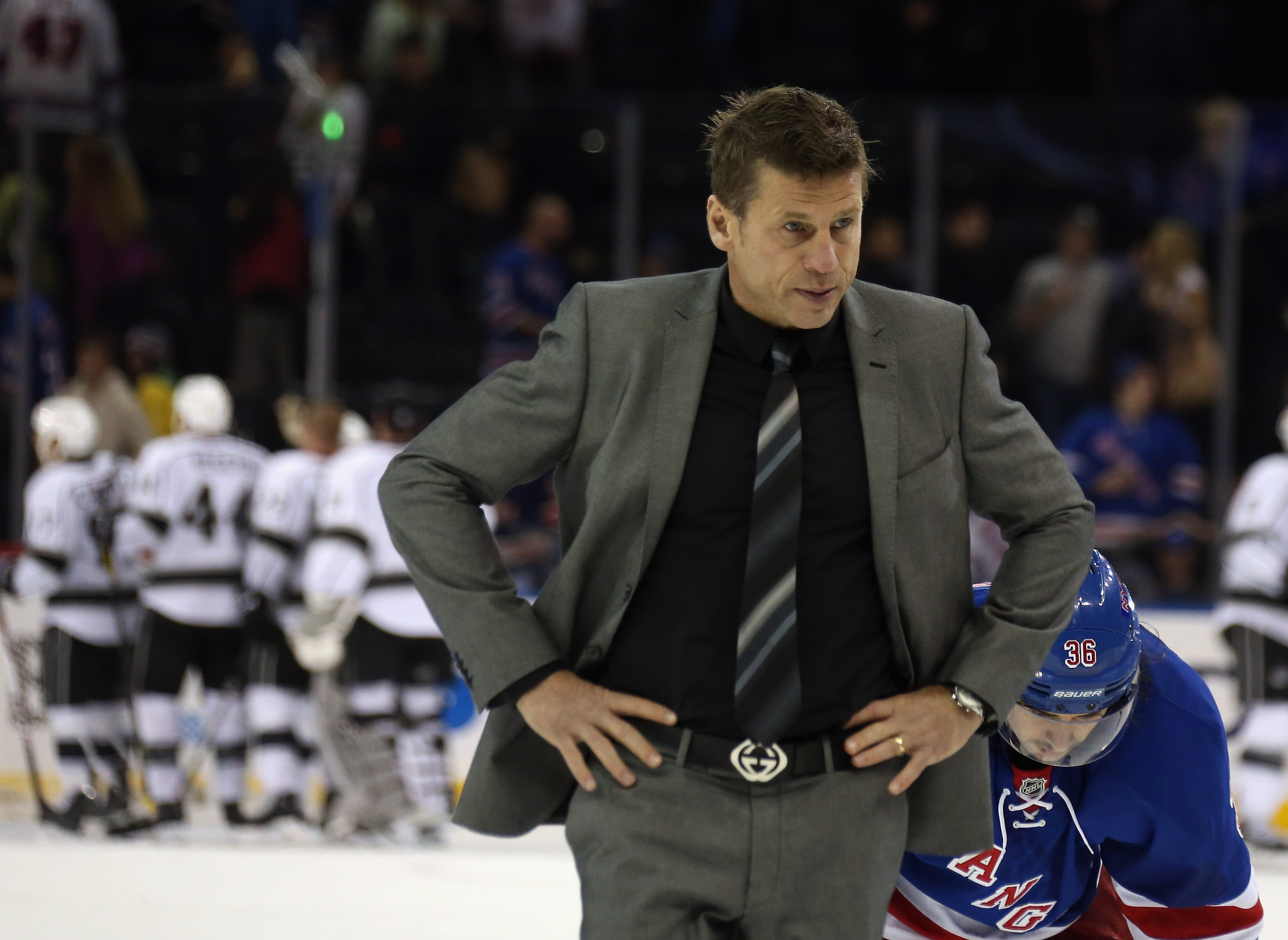 Former Blackhawks Assistant Ulf Samuelsson Says He Can See Himself Coaching In Europe Again