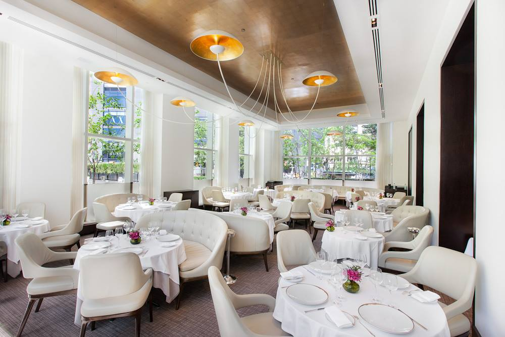 Nyc S 2019 Michelin Starred Restaurants Mapped