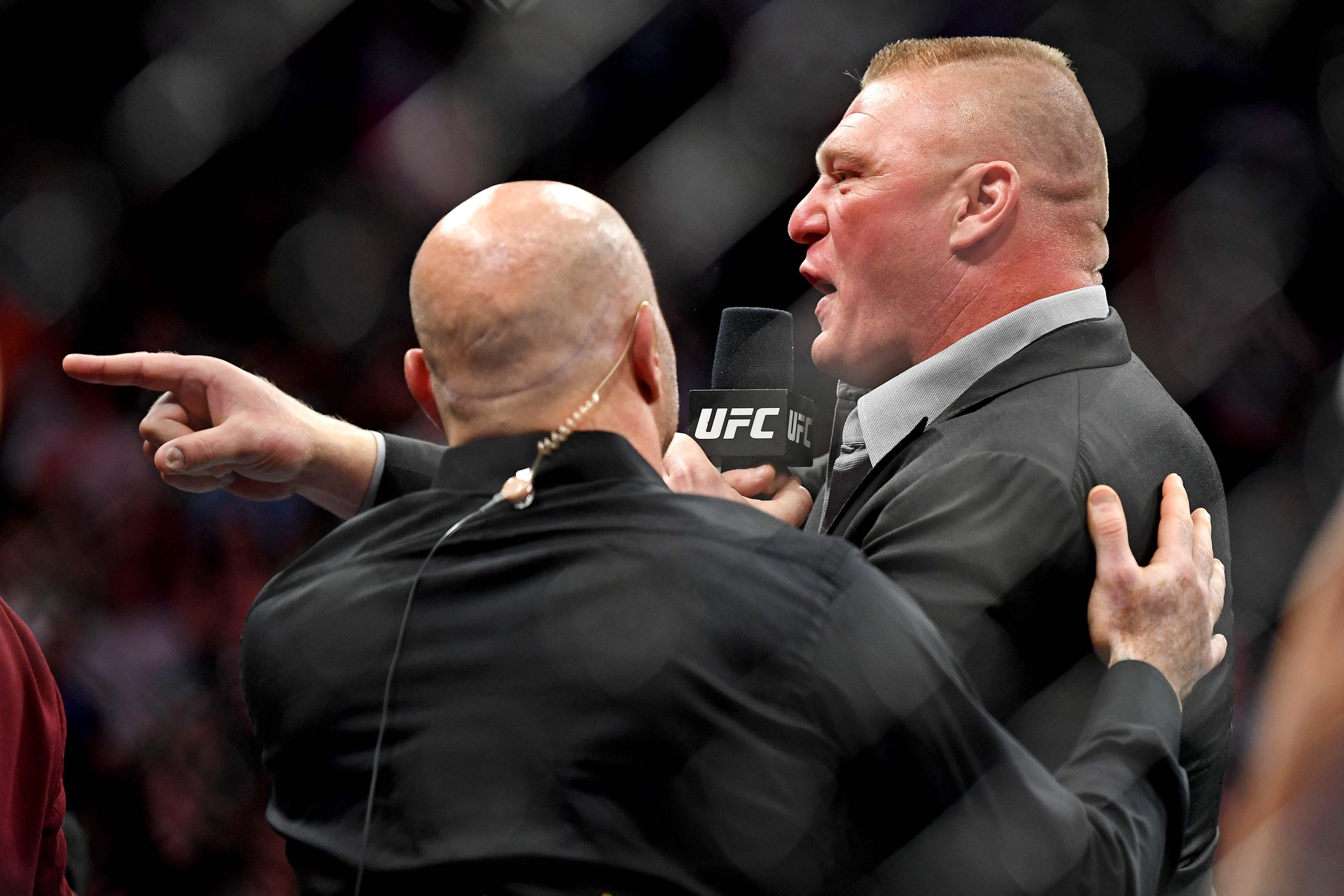 MMA: UFC 226-Miocic vs Cormier