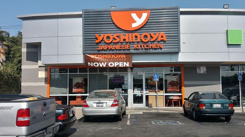 Yoshinoya on Crenshaw and 29th in South LA