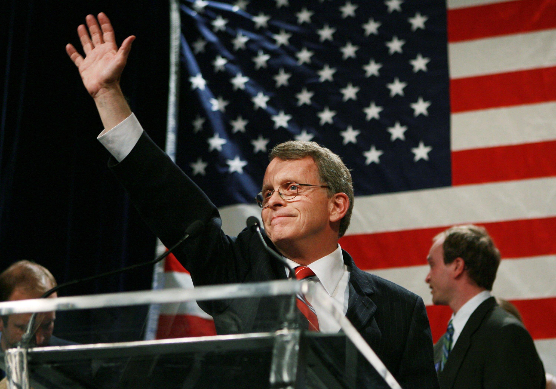 Republican Mike DeWine elected governor of Ohio