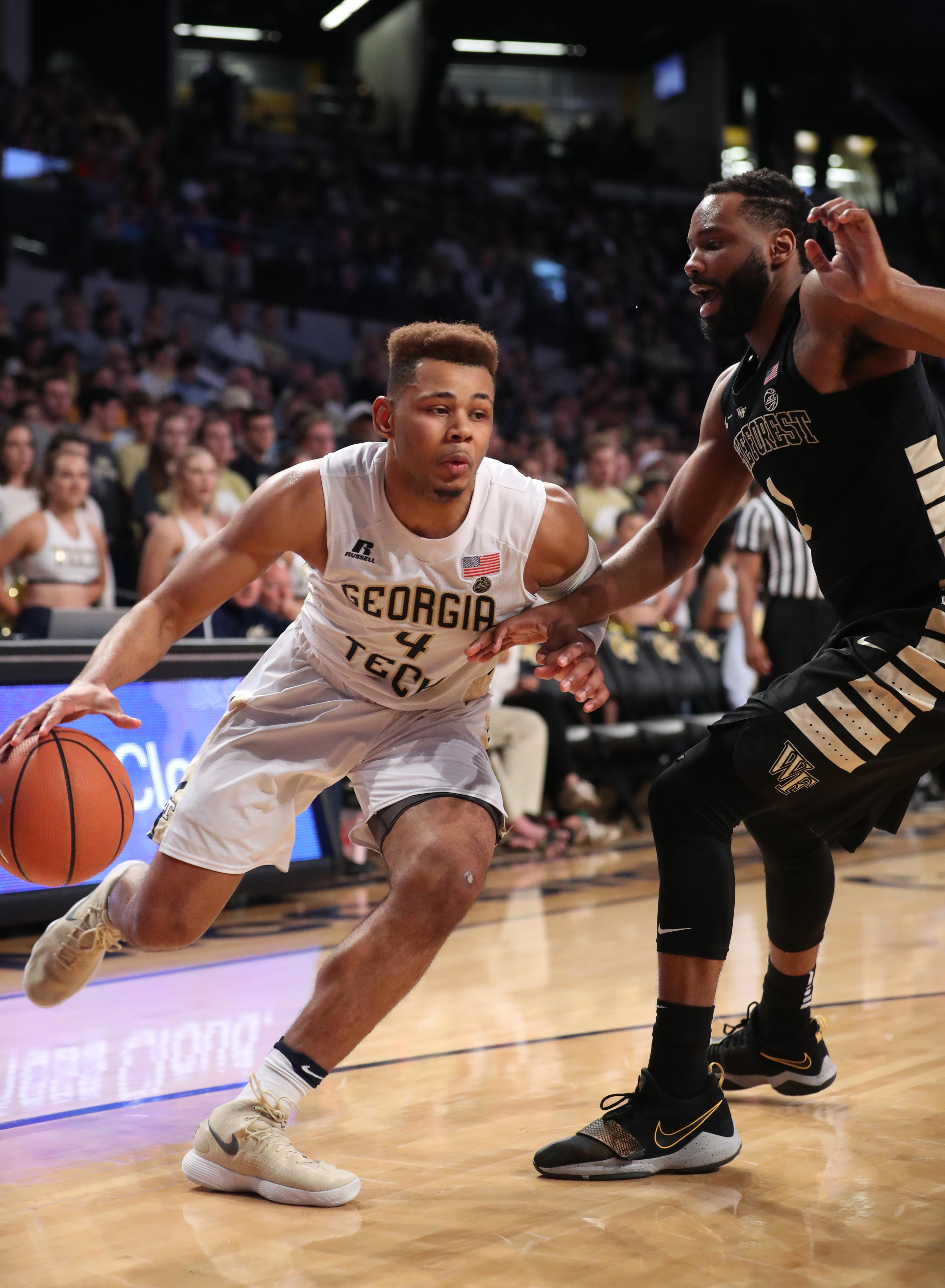 Georgia Tech Basketball From The Rumble Seat