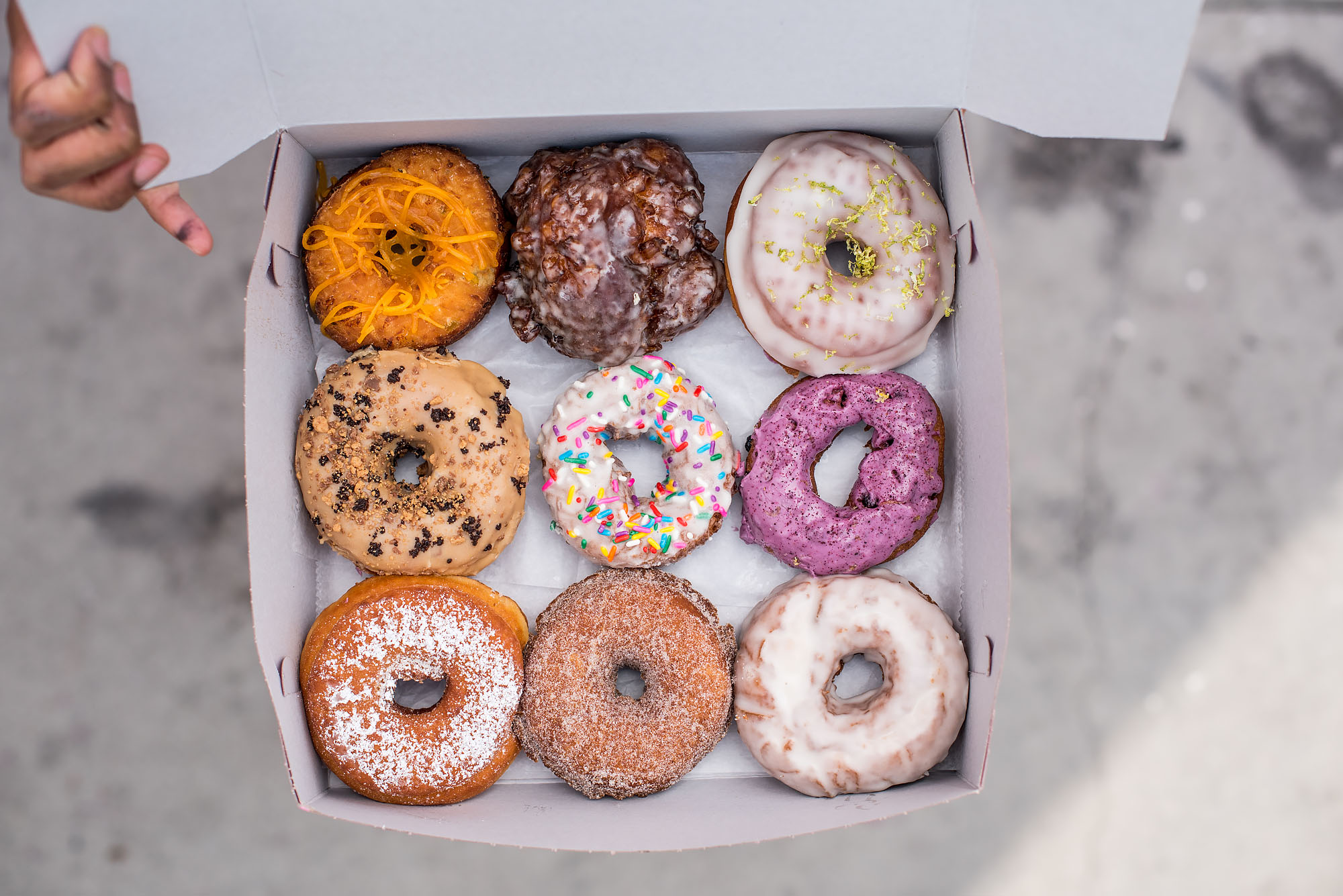 LA's 14 Most Delectable Doughnut Shops - Eater LA