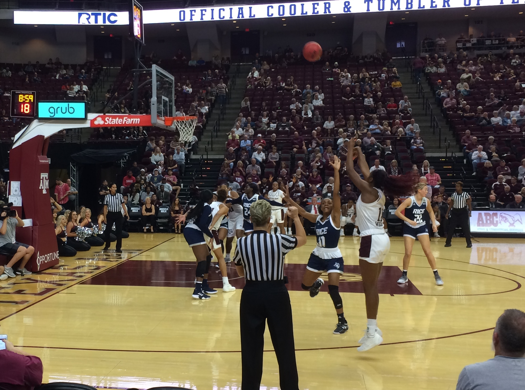 Ags v Rice 2018