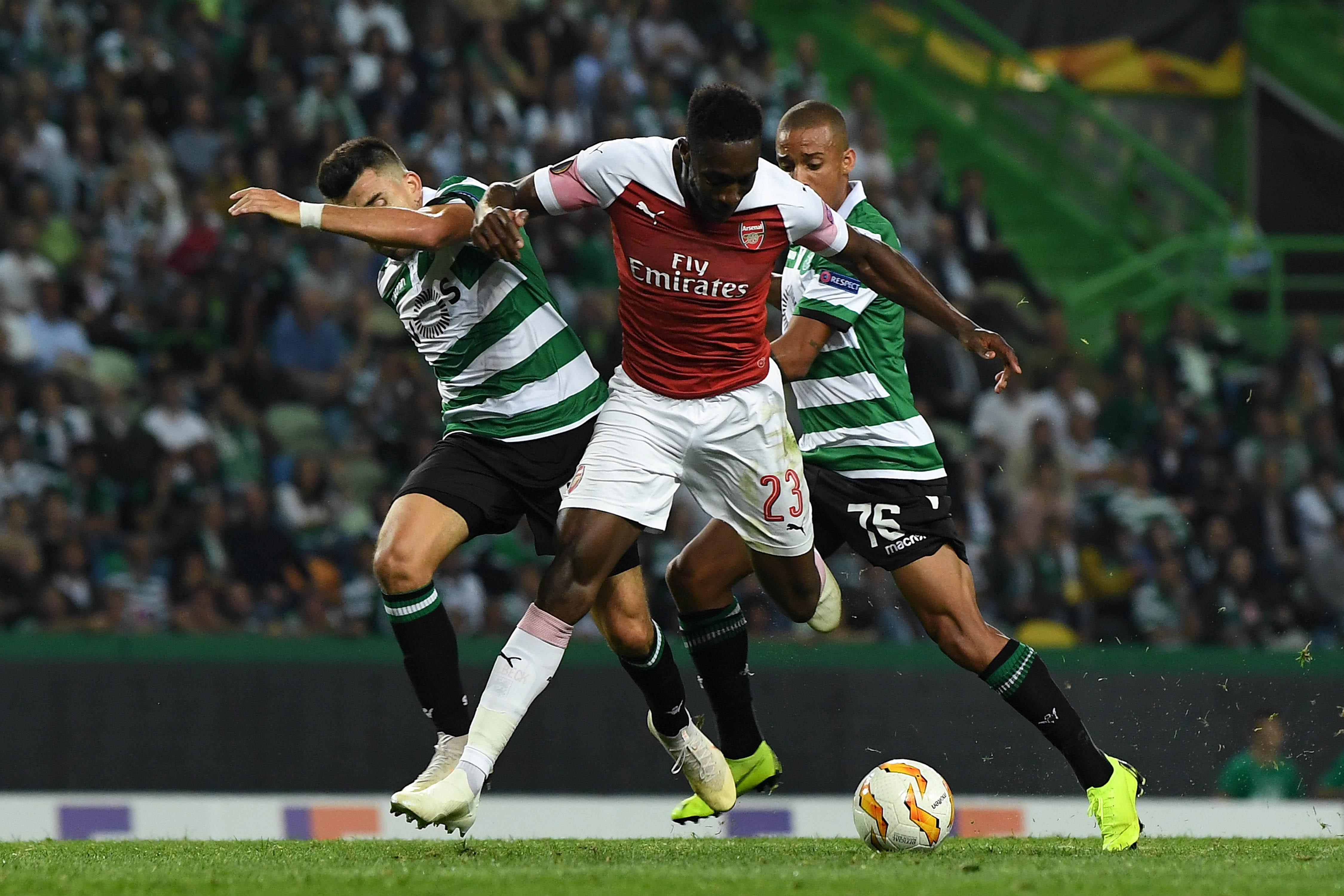 Sporting CP v Arsenal - UEFA Europa League - Group E