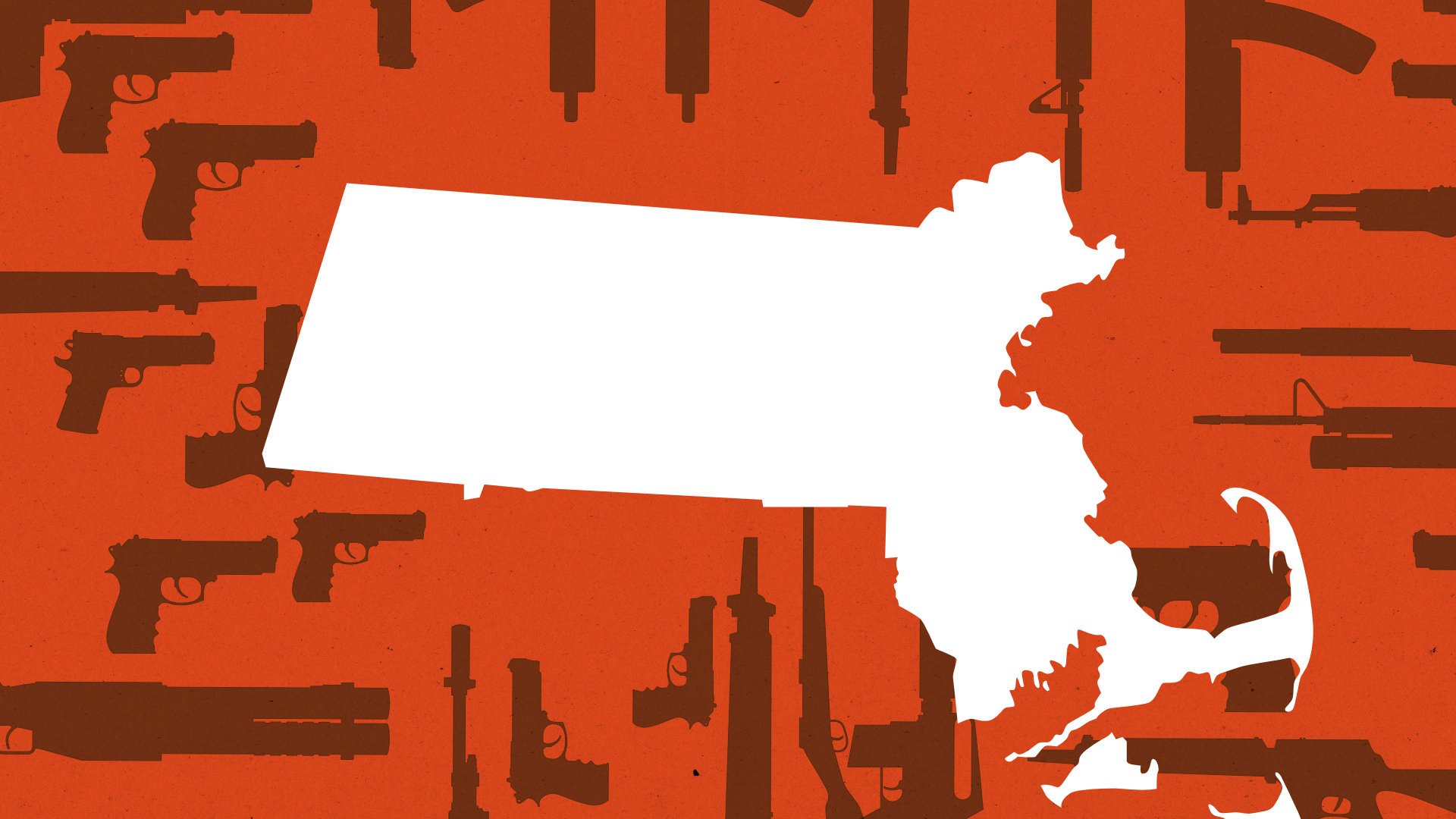 I looked for a state that's taking gun violence seriously. I found Massachusetts.