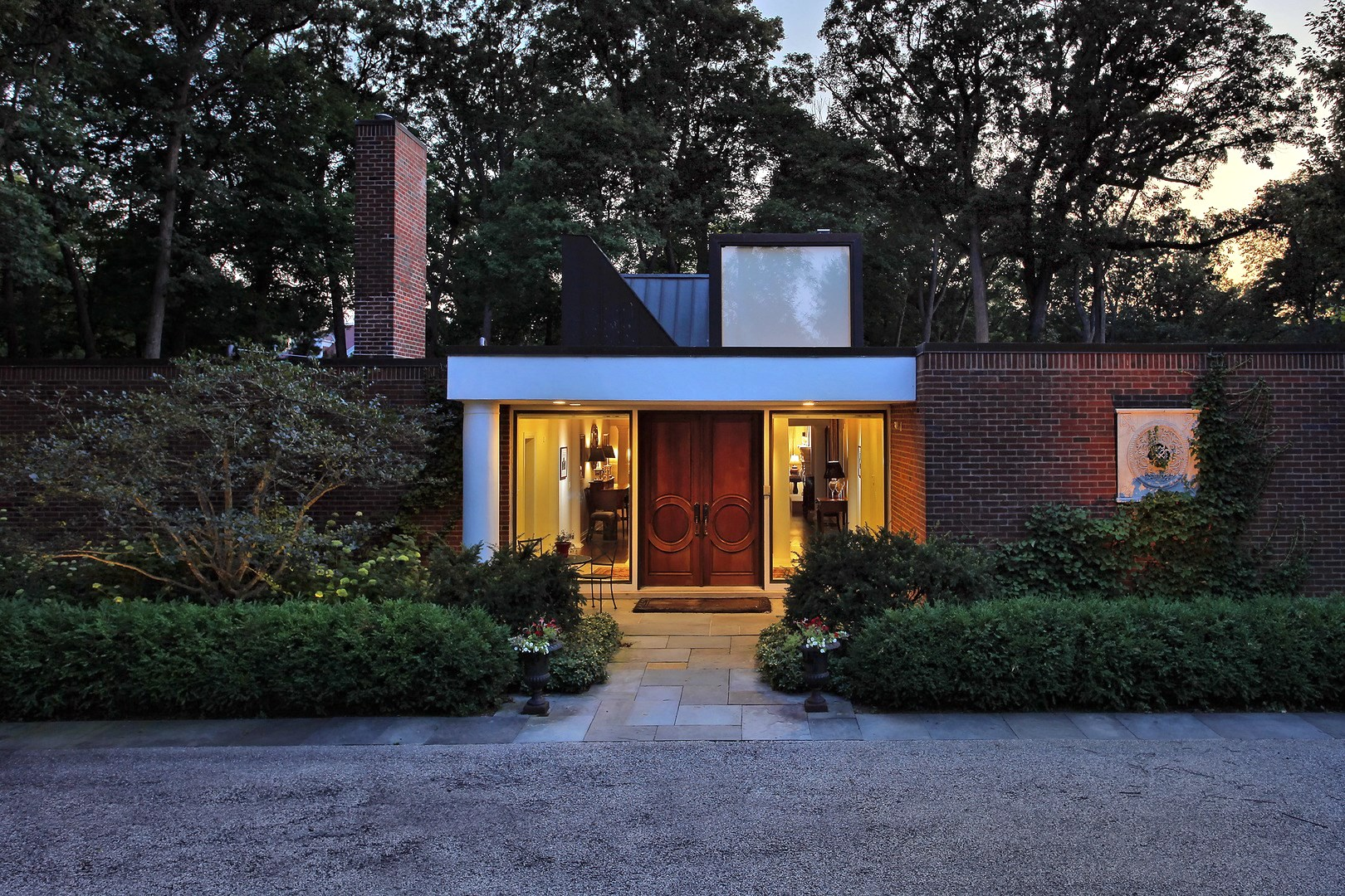 480 Green Bay Road Midcentury Lake Forest Home Noted