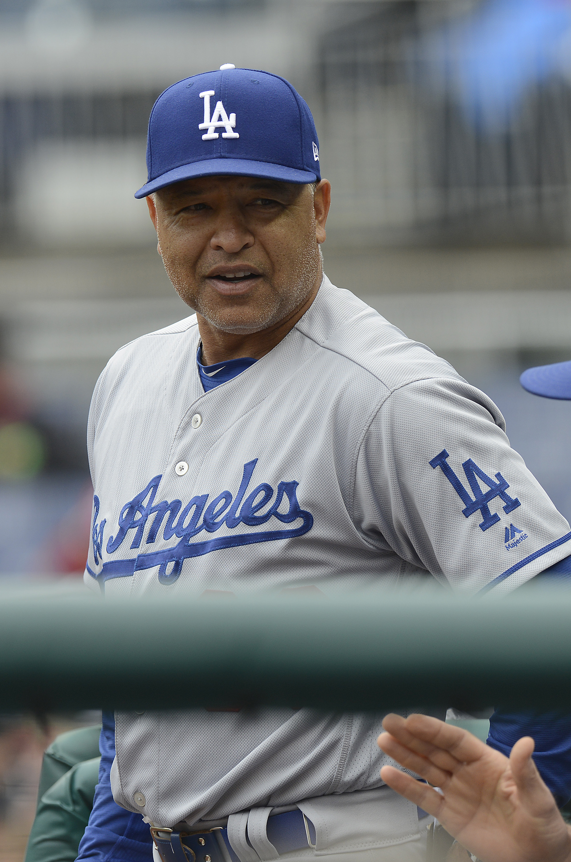 Los Angeles Dodgers v Washington Nationals - Game One