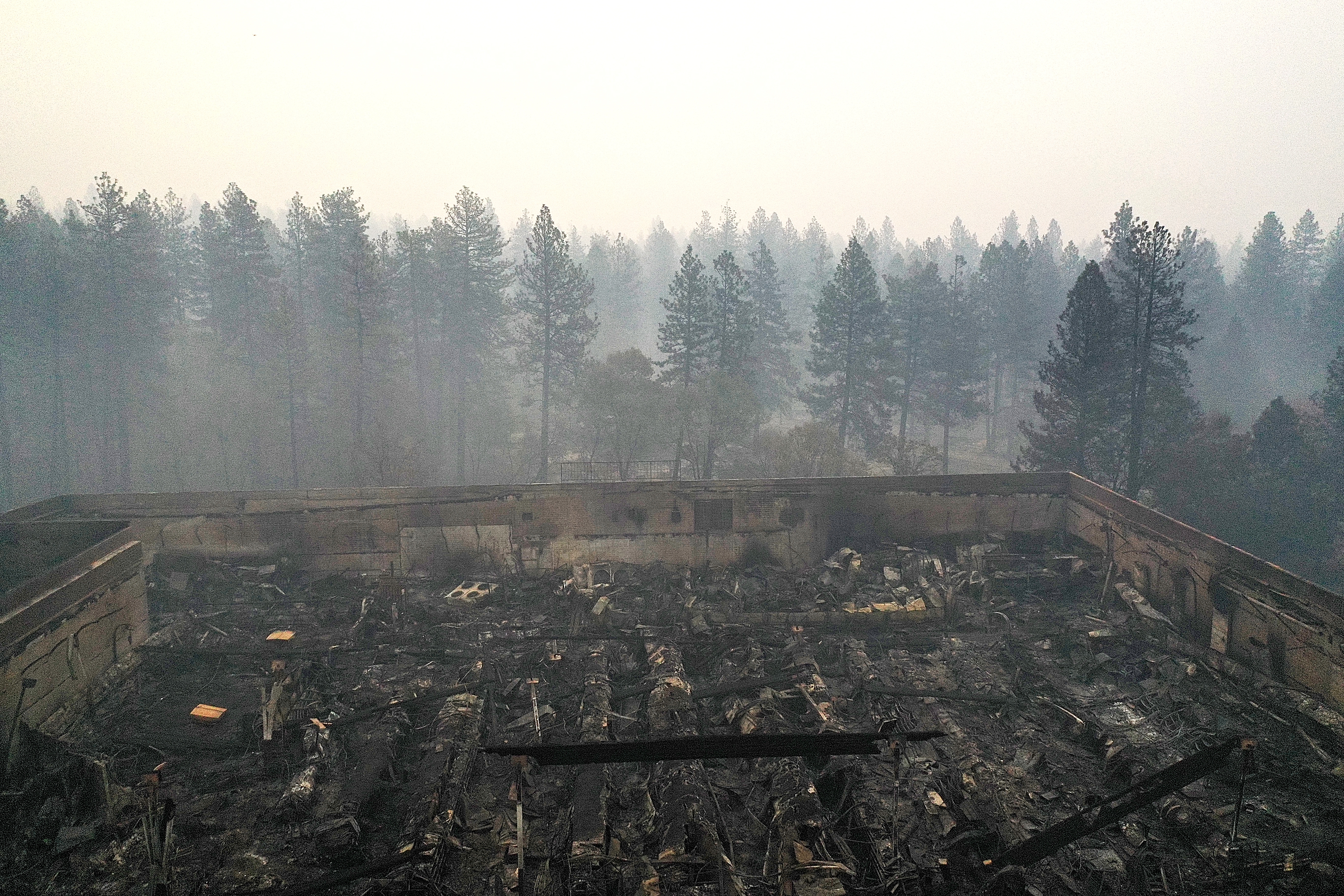 Northern California Camp Fire: Wildfire kills 142,000 acres - Curbed SF