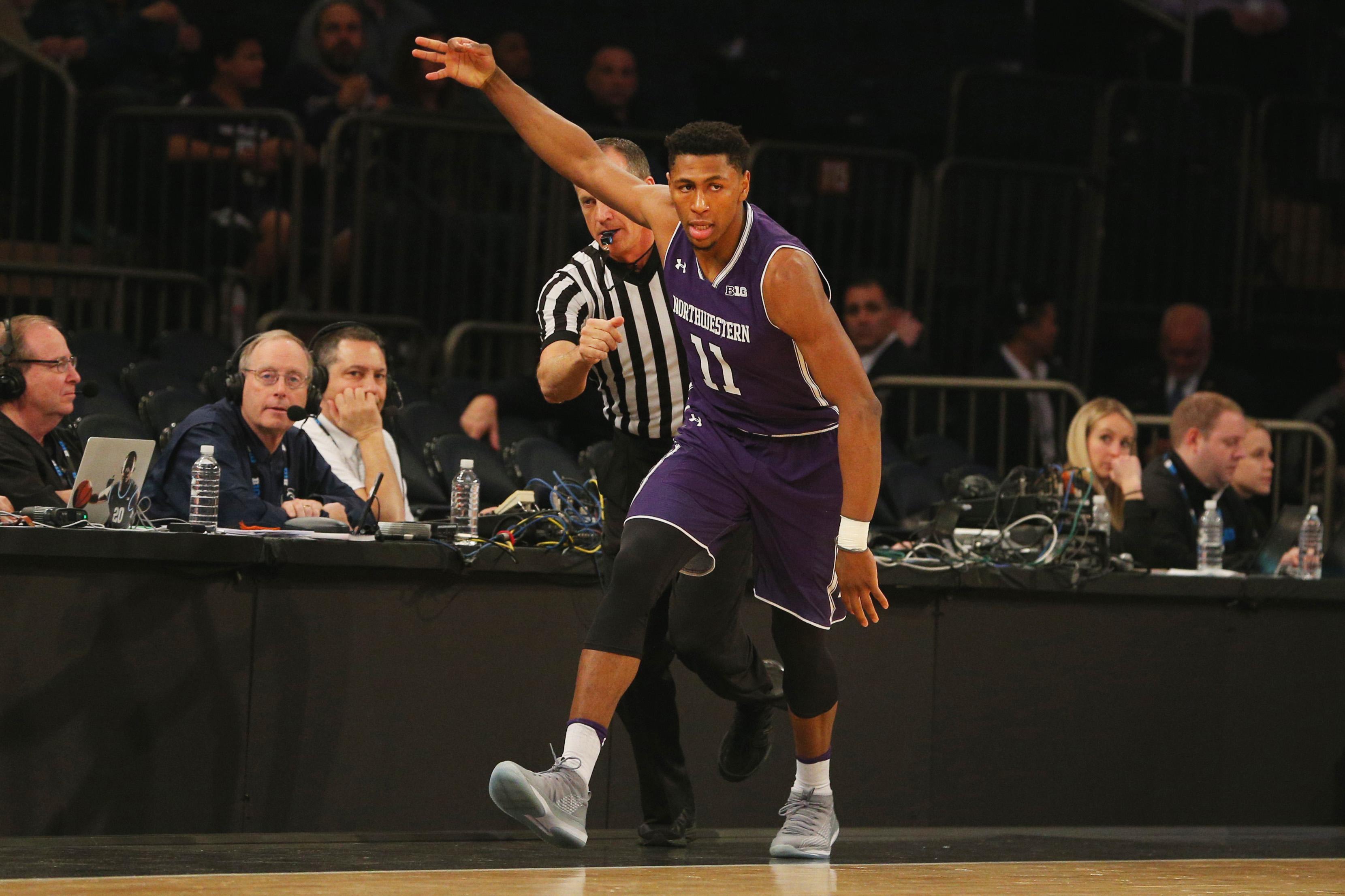 NCAA Basketball: Big Ten Conference Tournament-Penn State vs Northwestern