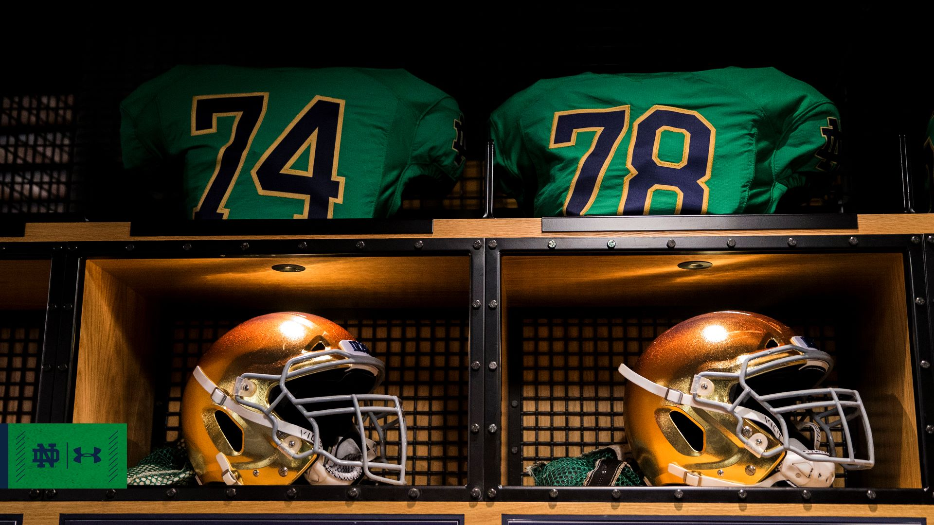 535379915d5 Notre Dame Will Wear Green Jerseys Against Florida State